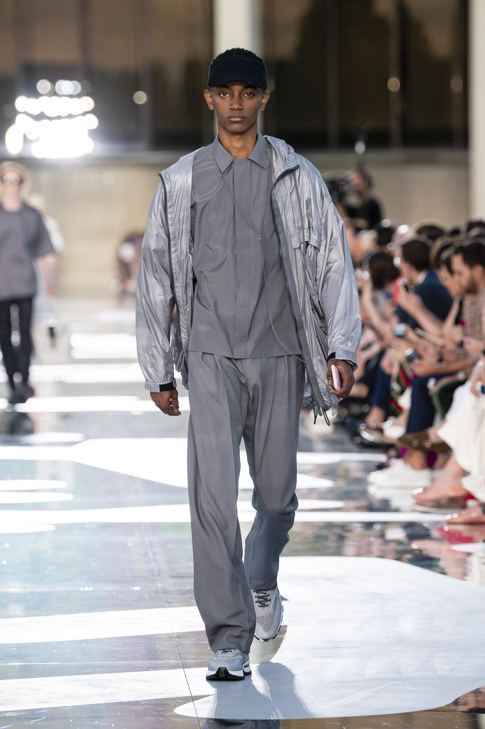 2019 Catwalk Ermenegildo Zegna Couture Summer