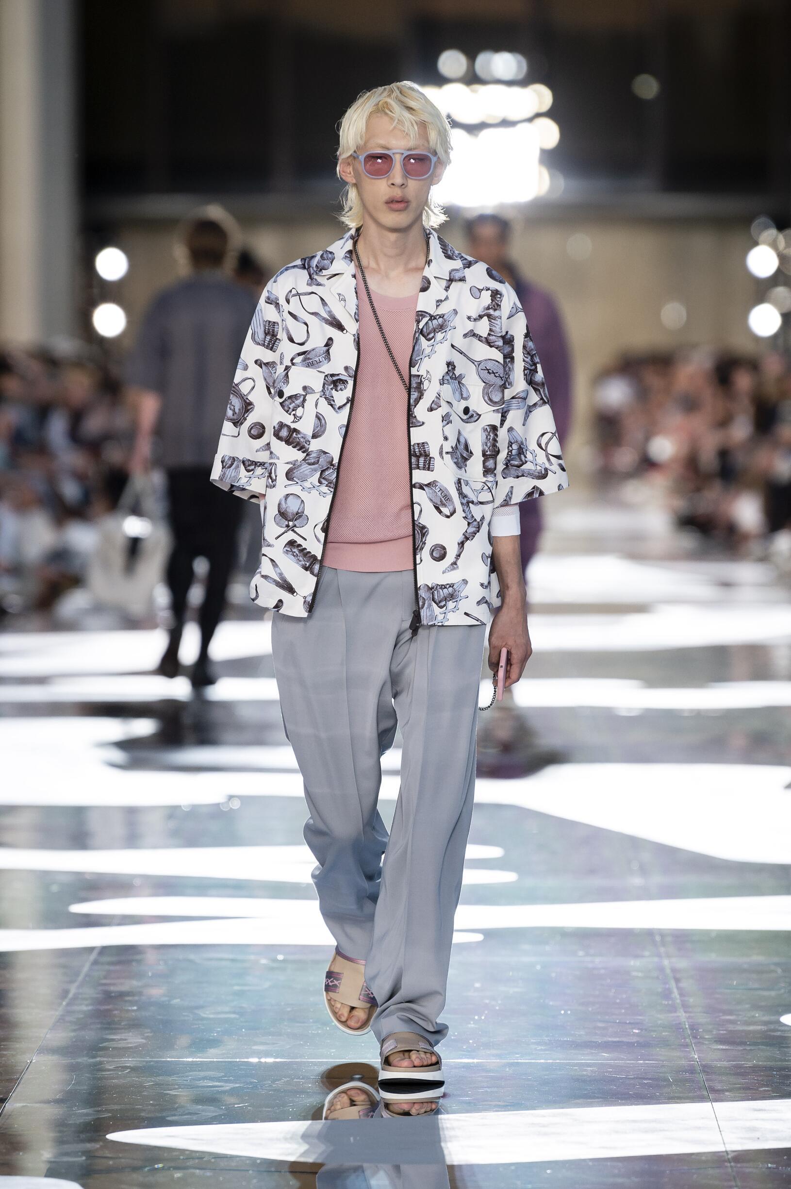 2019 Catwalk Ermenegildo Zegna Couture