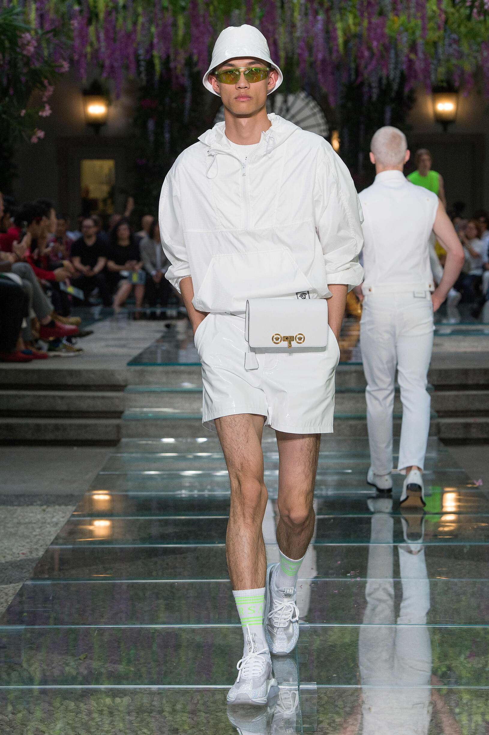 2019 Catwalk Versace Summer