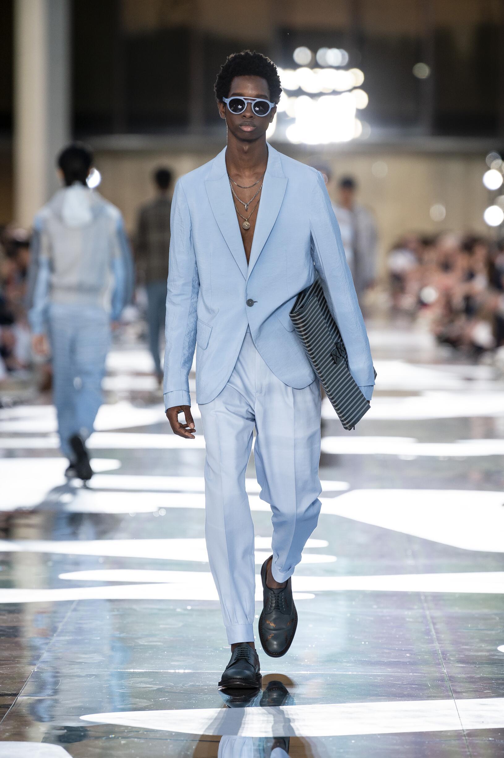 2019 Ermenegildo Zegna Couture Spring Summer Man
