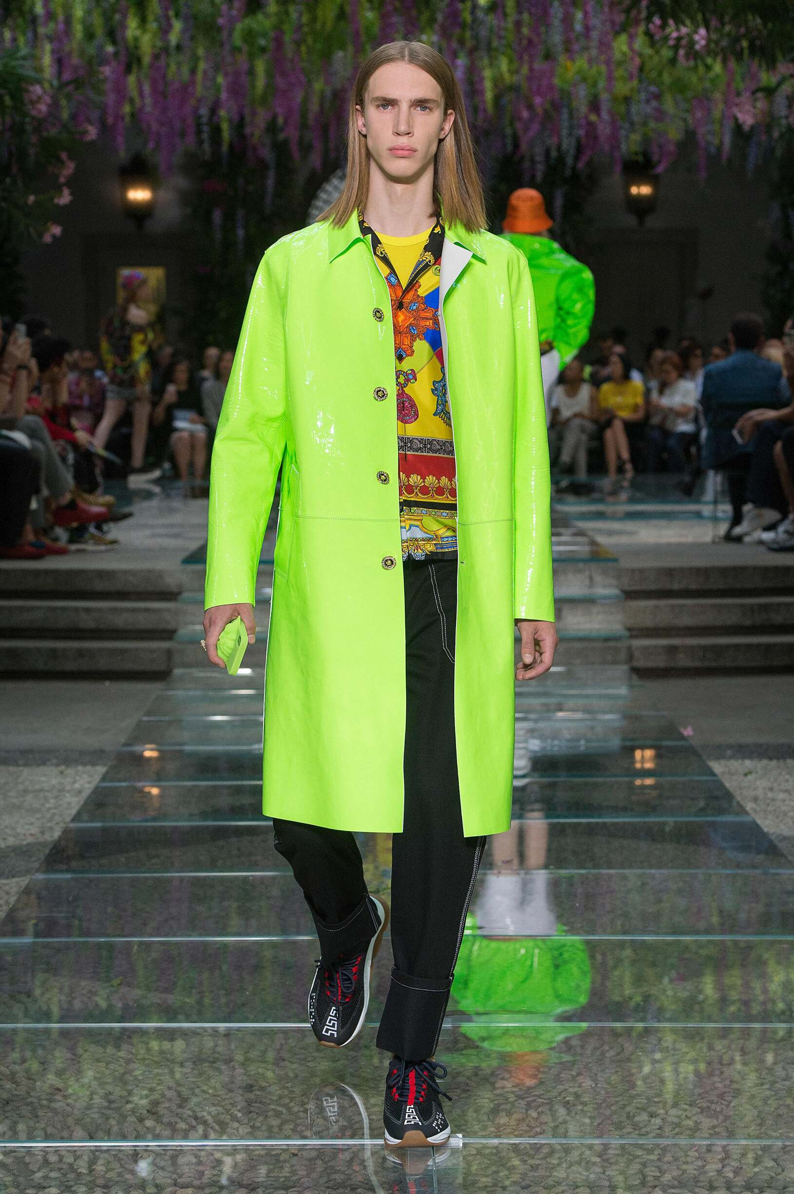 2019 Versace Summer Catwalk