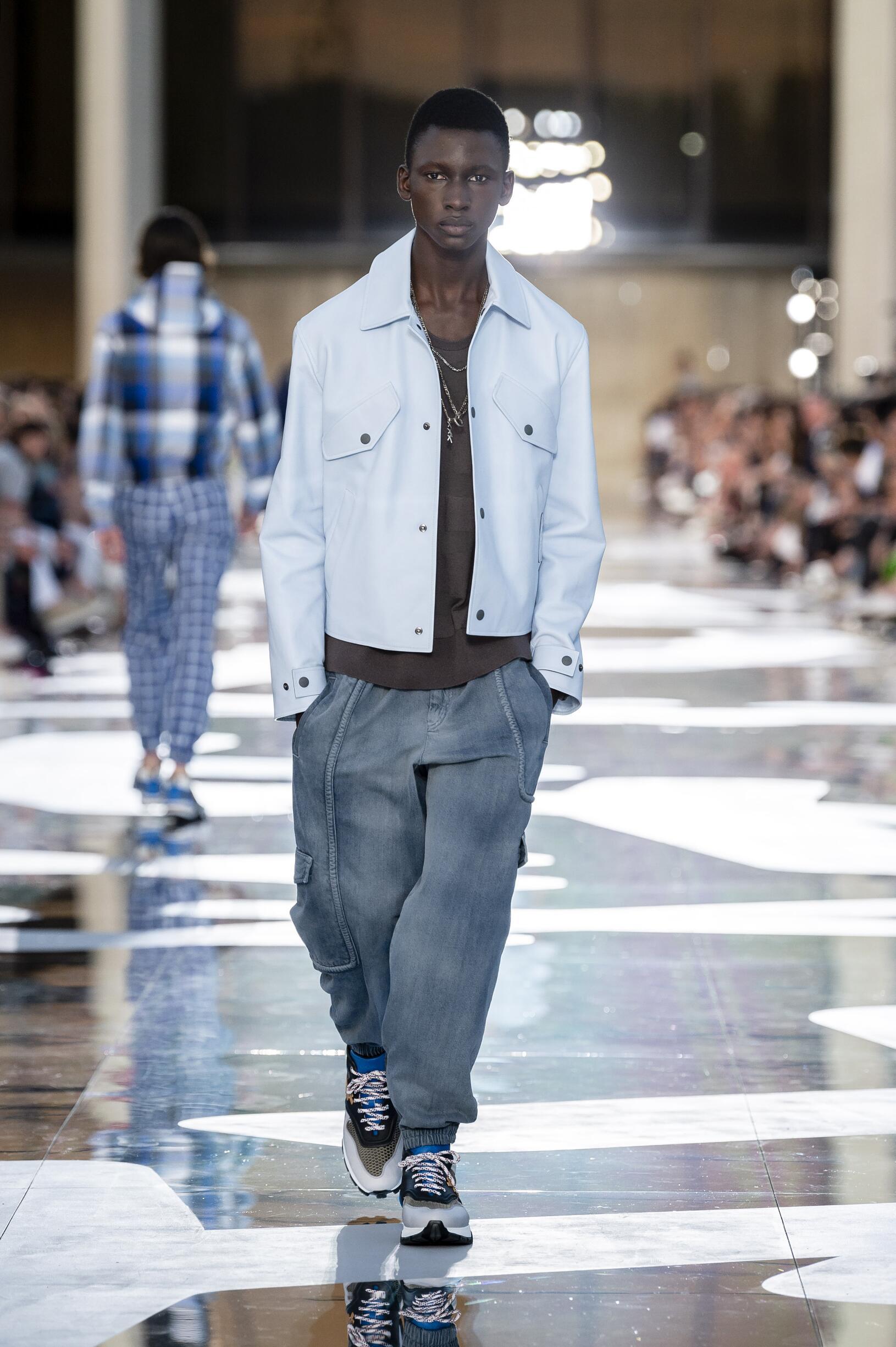 Catwalk Ermenegildo Zegna Couture Man Fashion Show Summer 2019