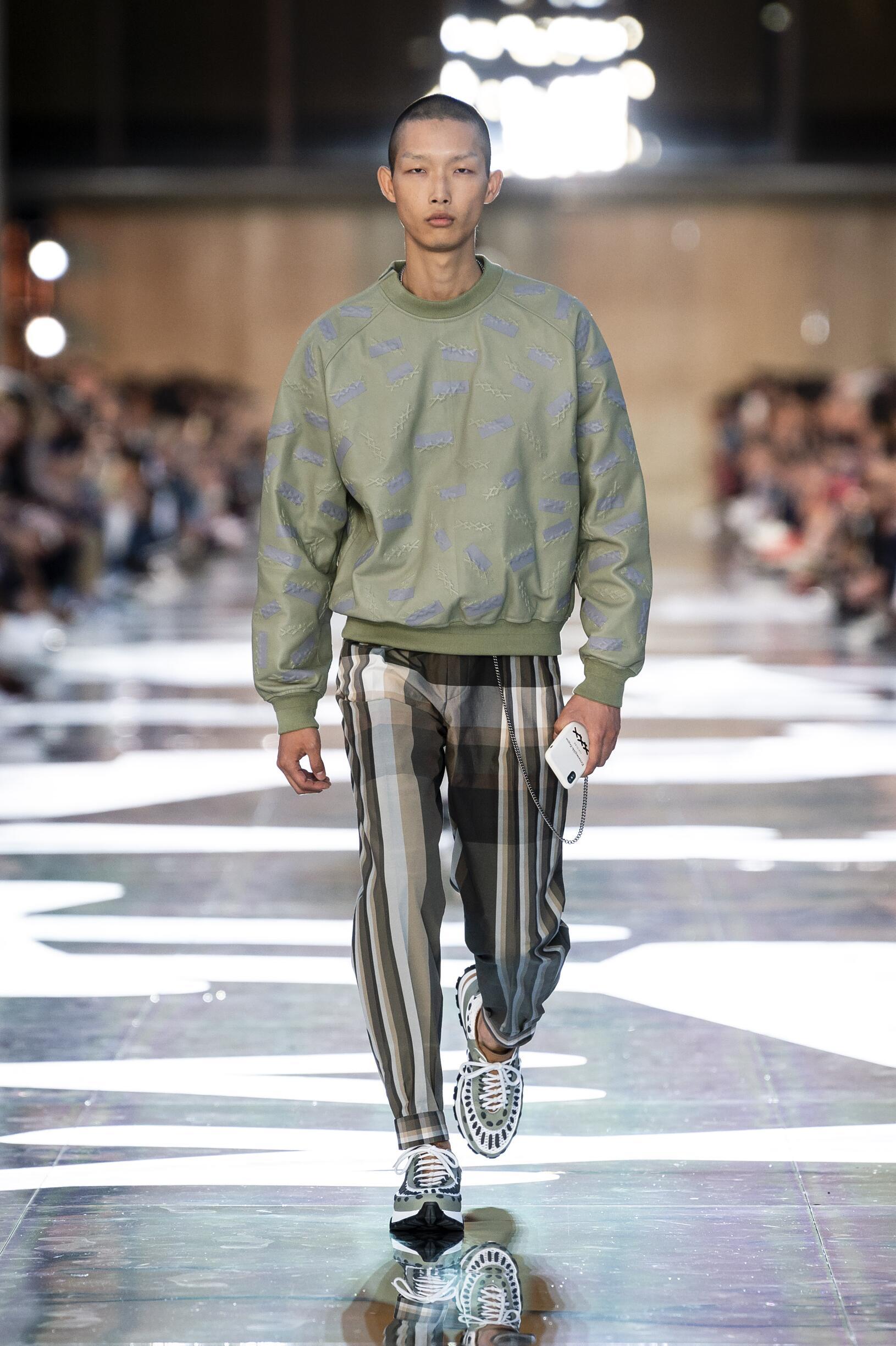 Ermenegildo Zegna Couture Fashion Show SS 2019