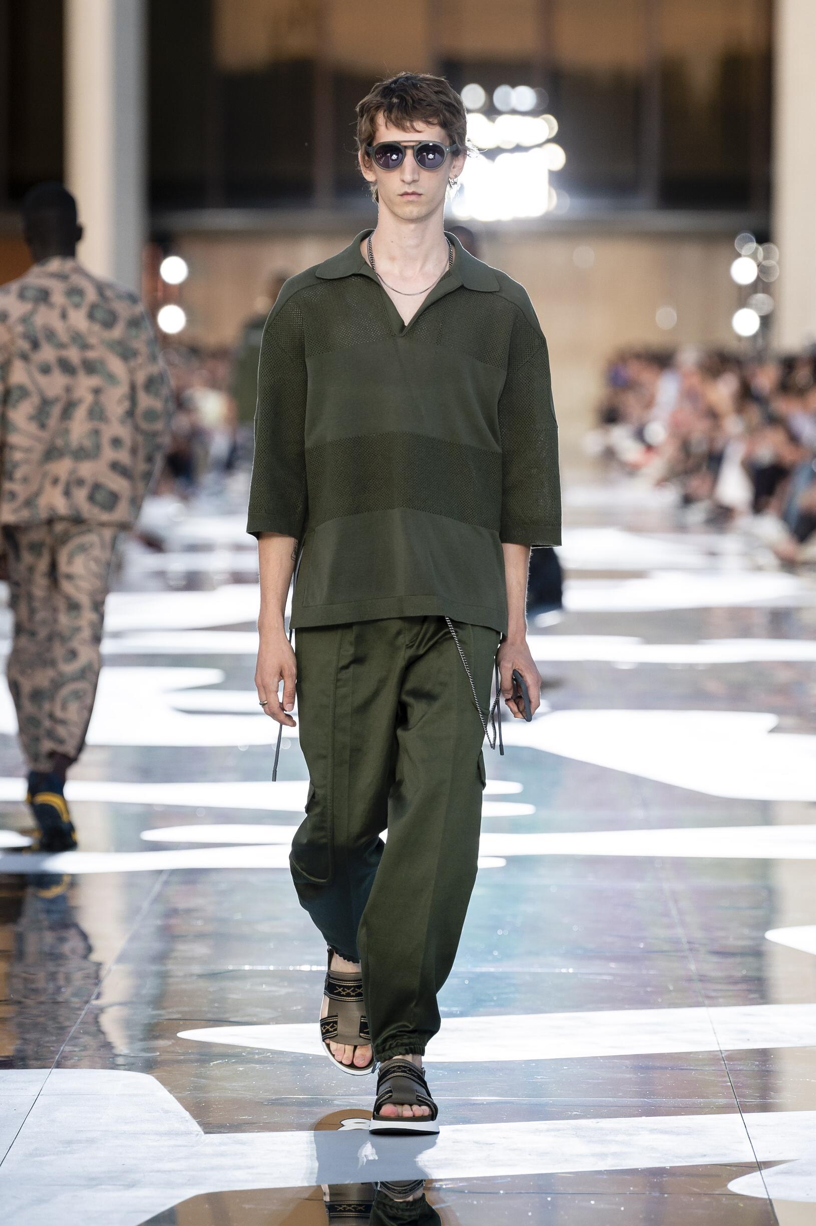 Ermenegildo Zegna Couture Man 2019
