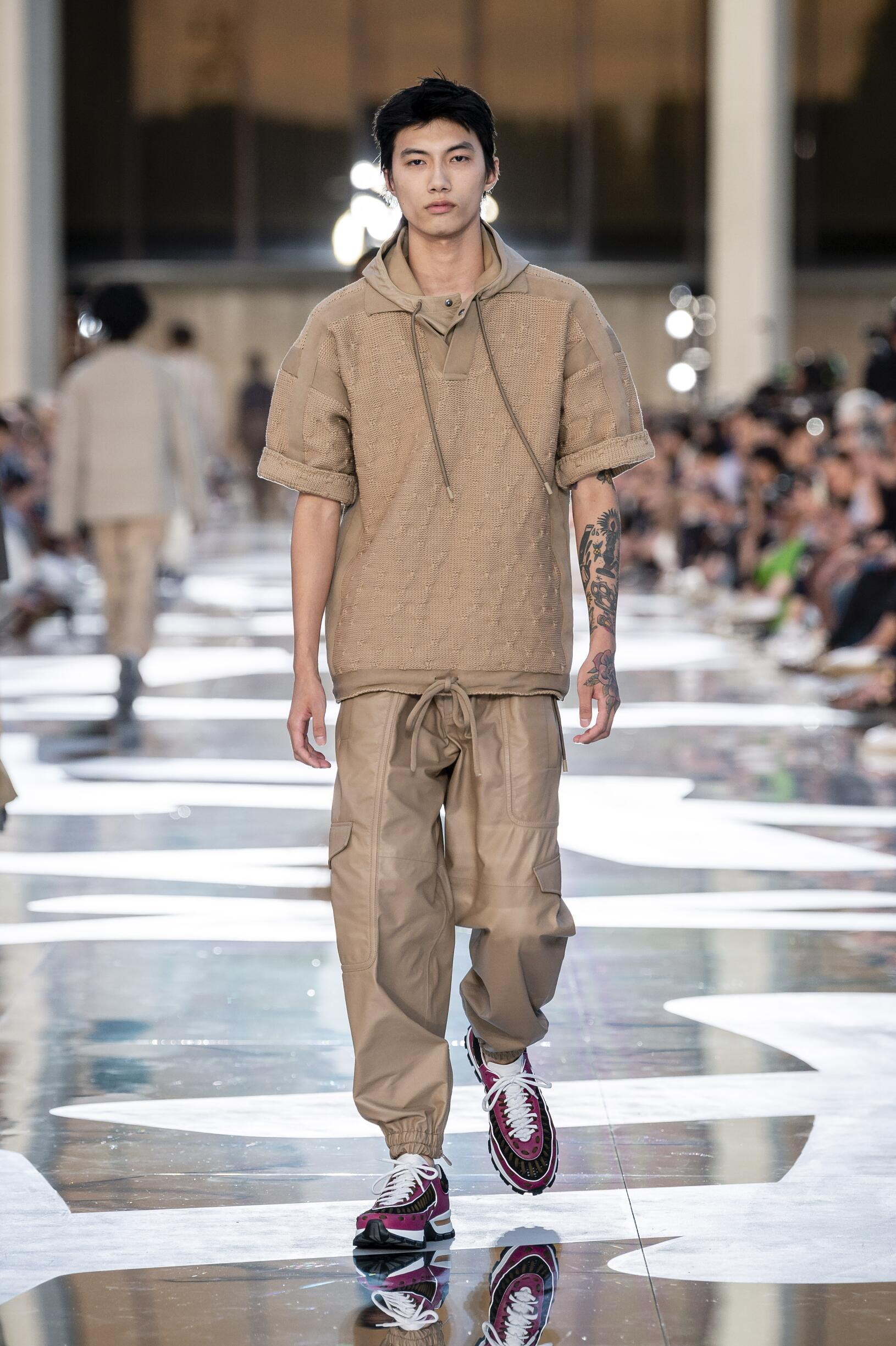 Ermenegildo Zegna Couture Men's Collection 2019
