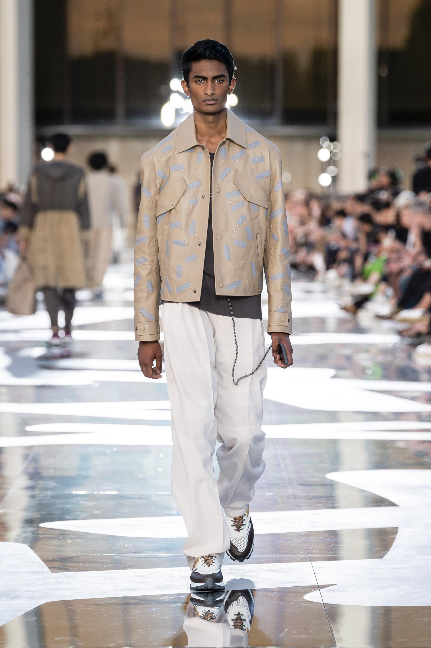 Ermenegildo Zegna Couture SS 2019 Menswear