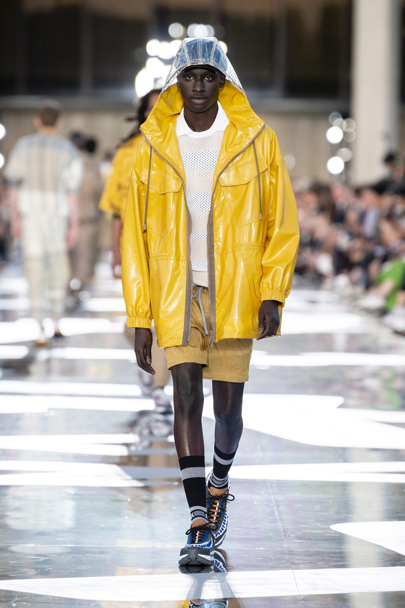 Ermenegildo Zegna Couture Spring 2019 Catwalk