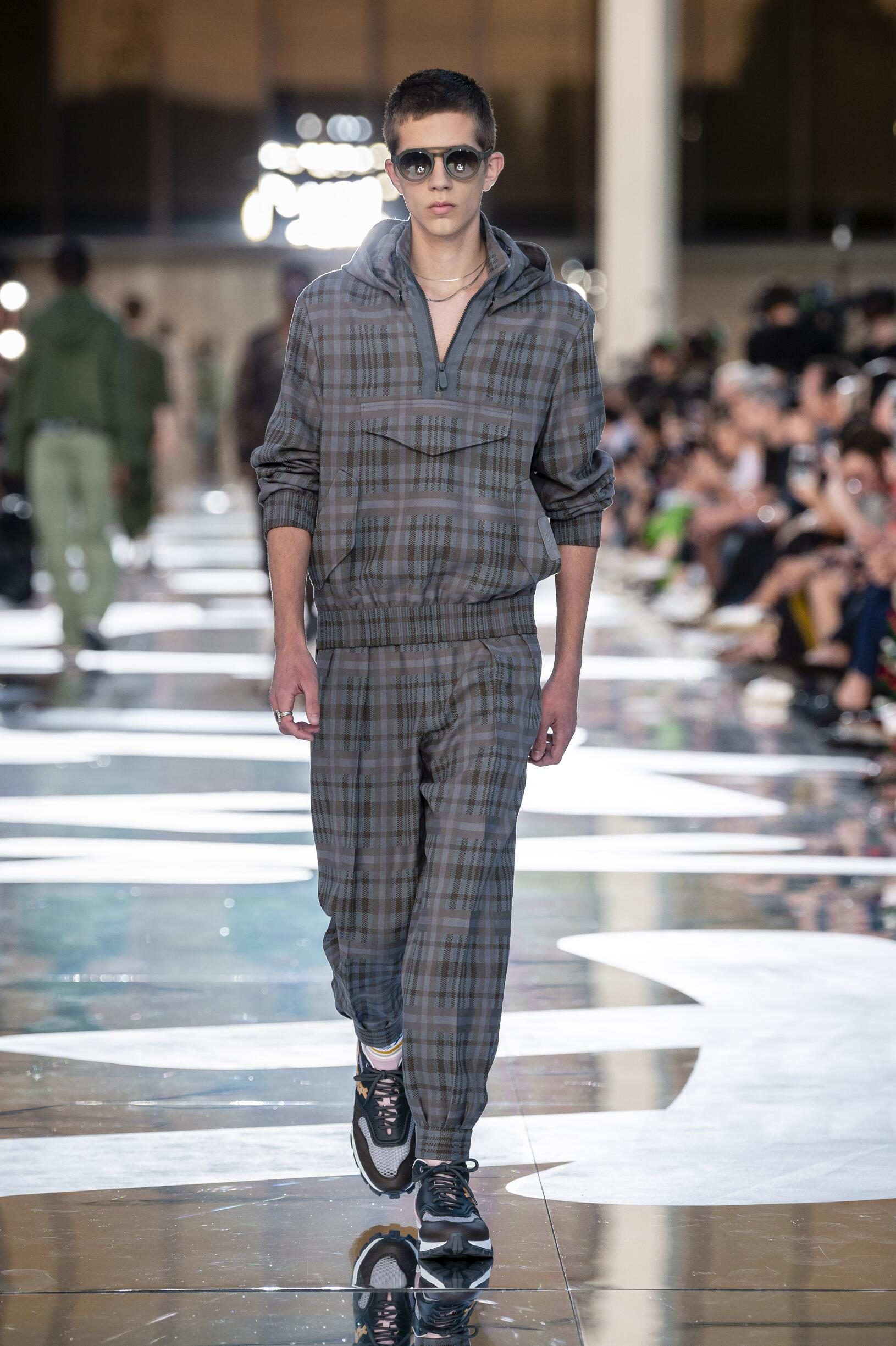 Ermenegildo Zegna Couture Spring Summer 2019 Mens Collection Milan Fashion Week