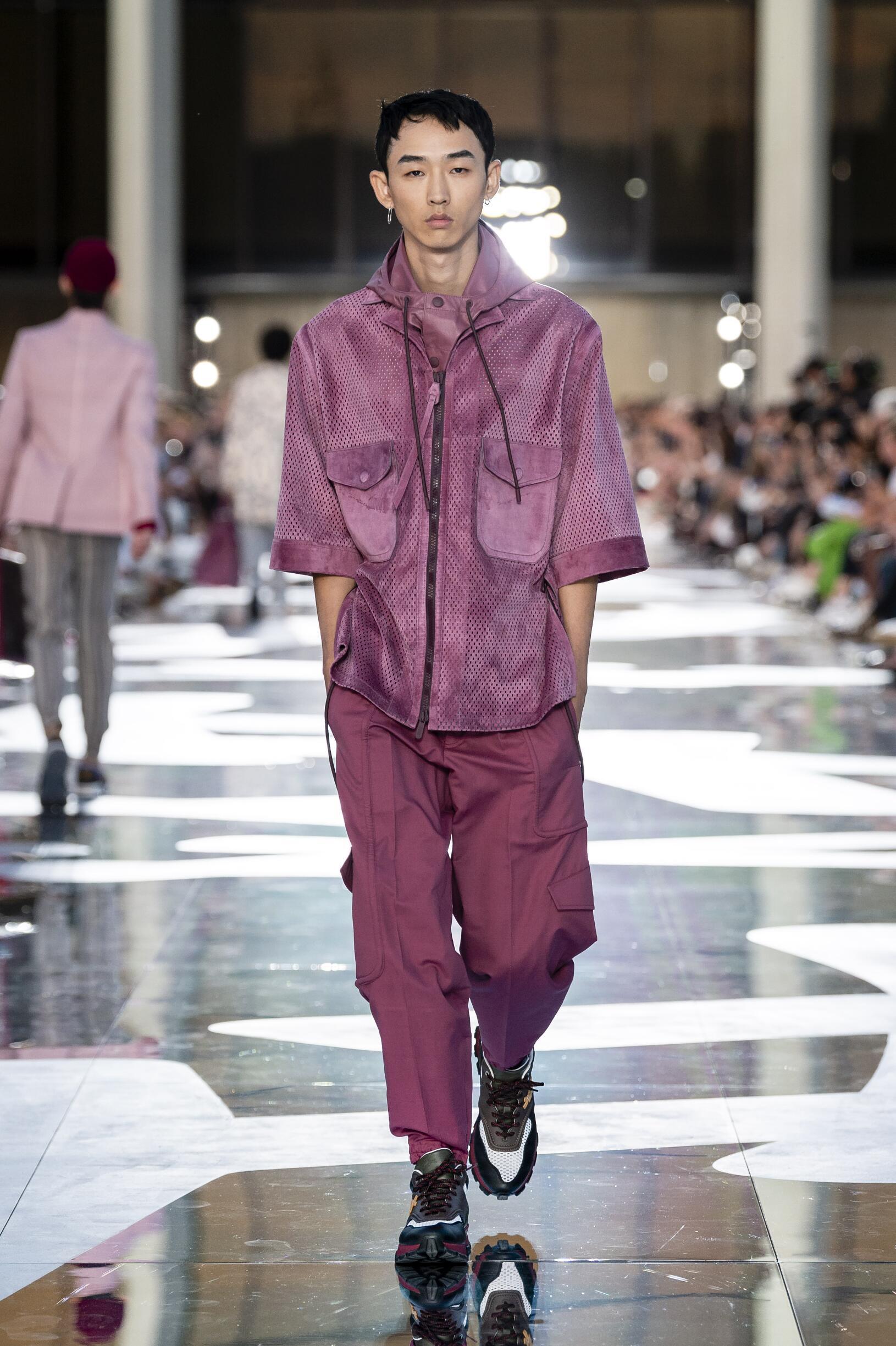 Fashion 2019 Catwalk Ermenegildo Zegna Couture Summer