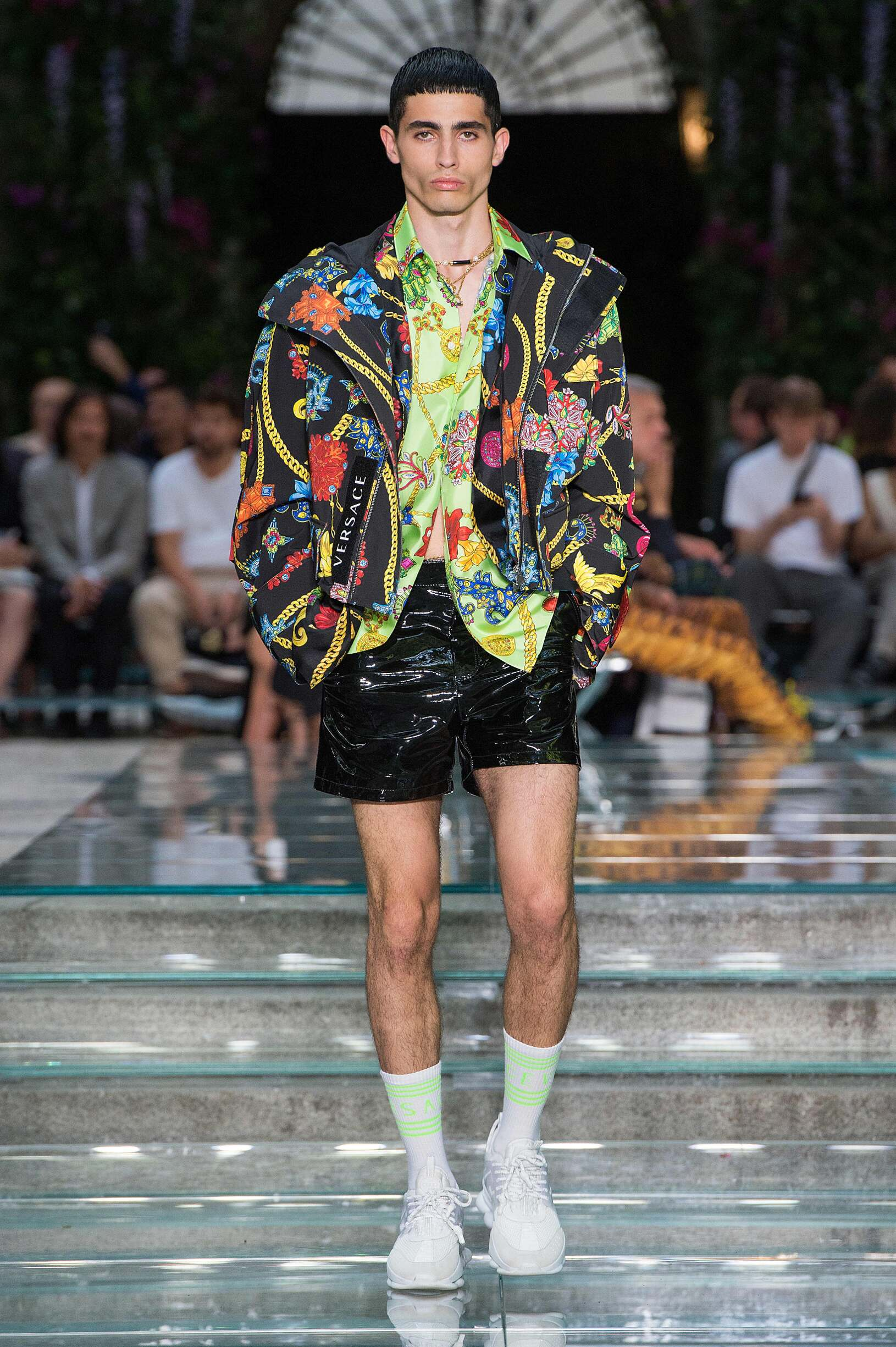 Fashion 2019 Catwalk Versace Summer