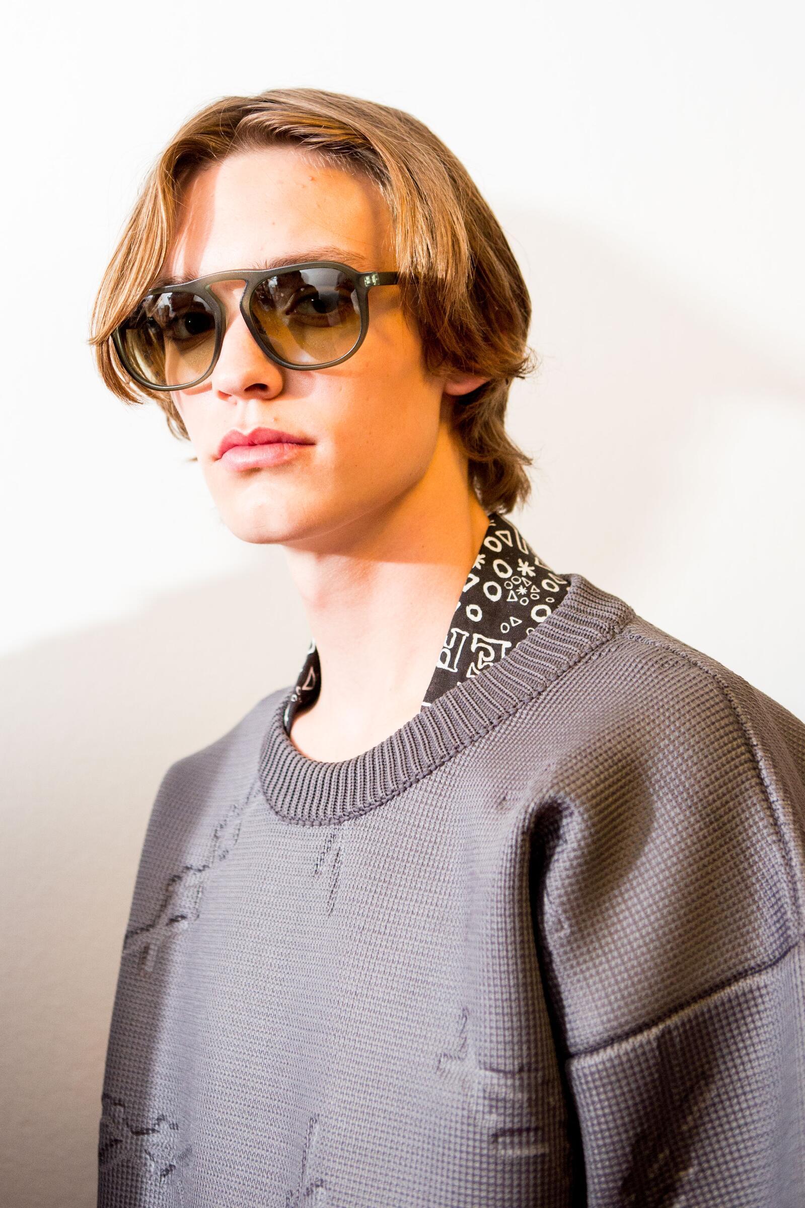 Man Trends Backstage Ermenegildo Zegna Couture