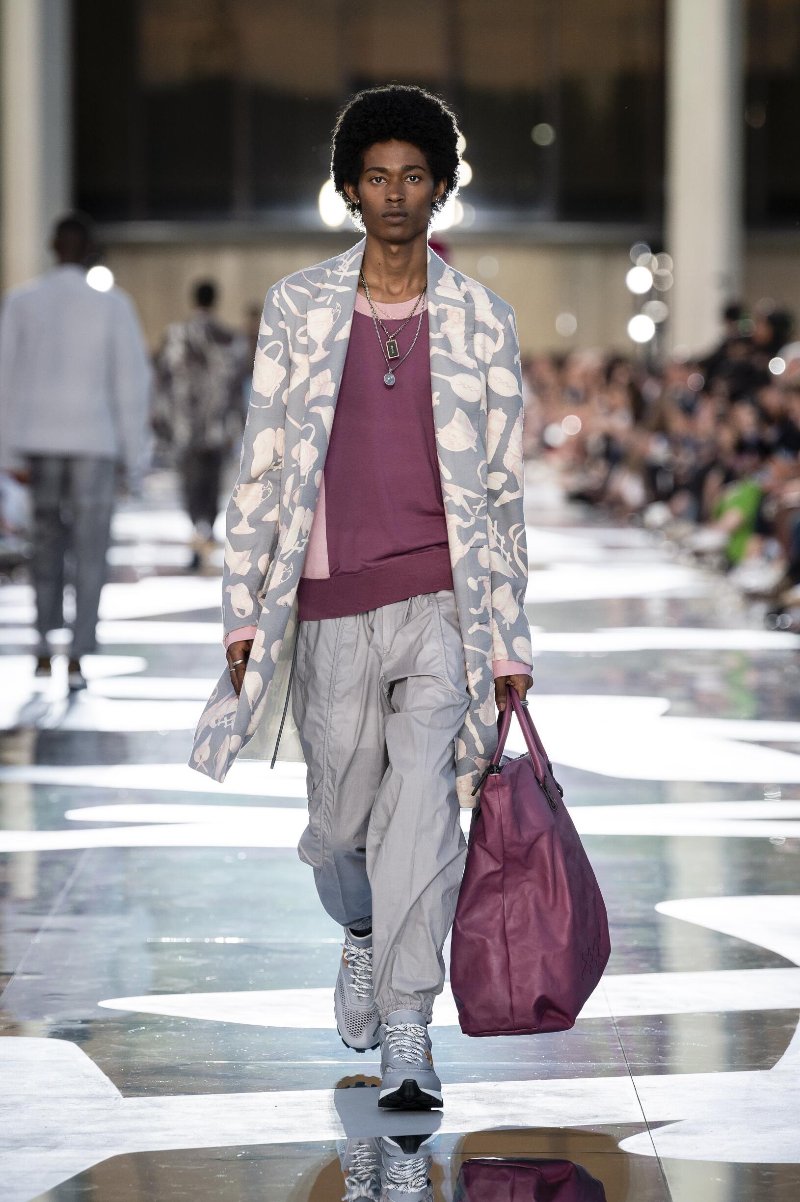 Menswear SS Ermenegildo Zegna Couture 2019