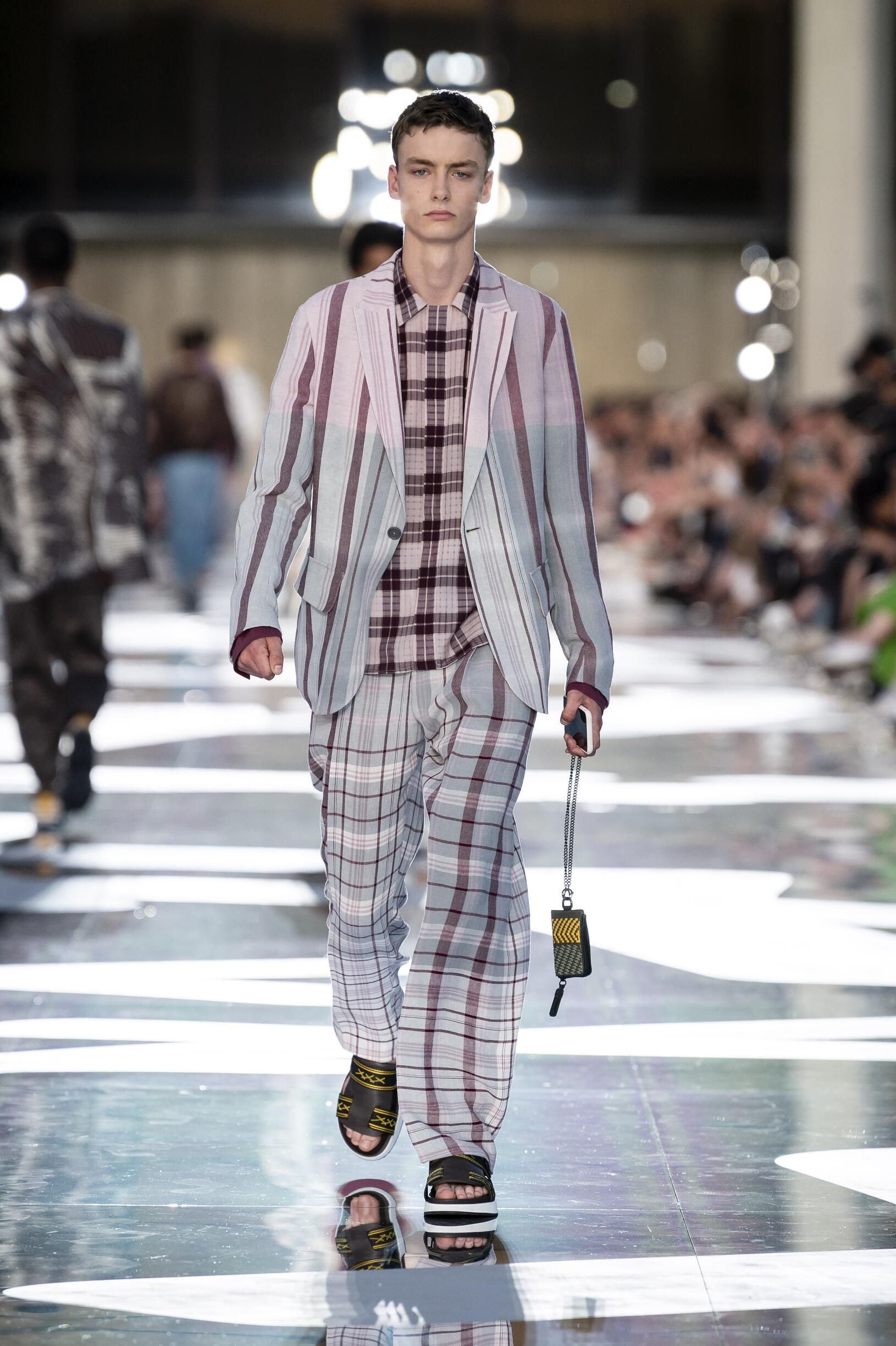 Menswear Summer Ermenegildo Zegna Couture 2019