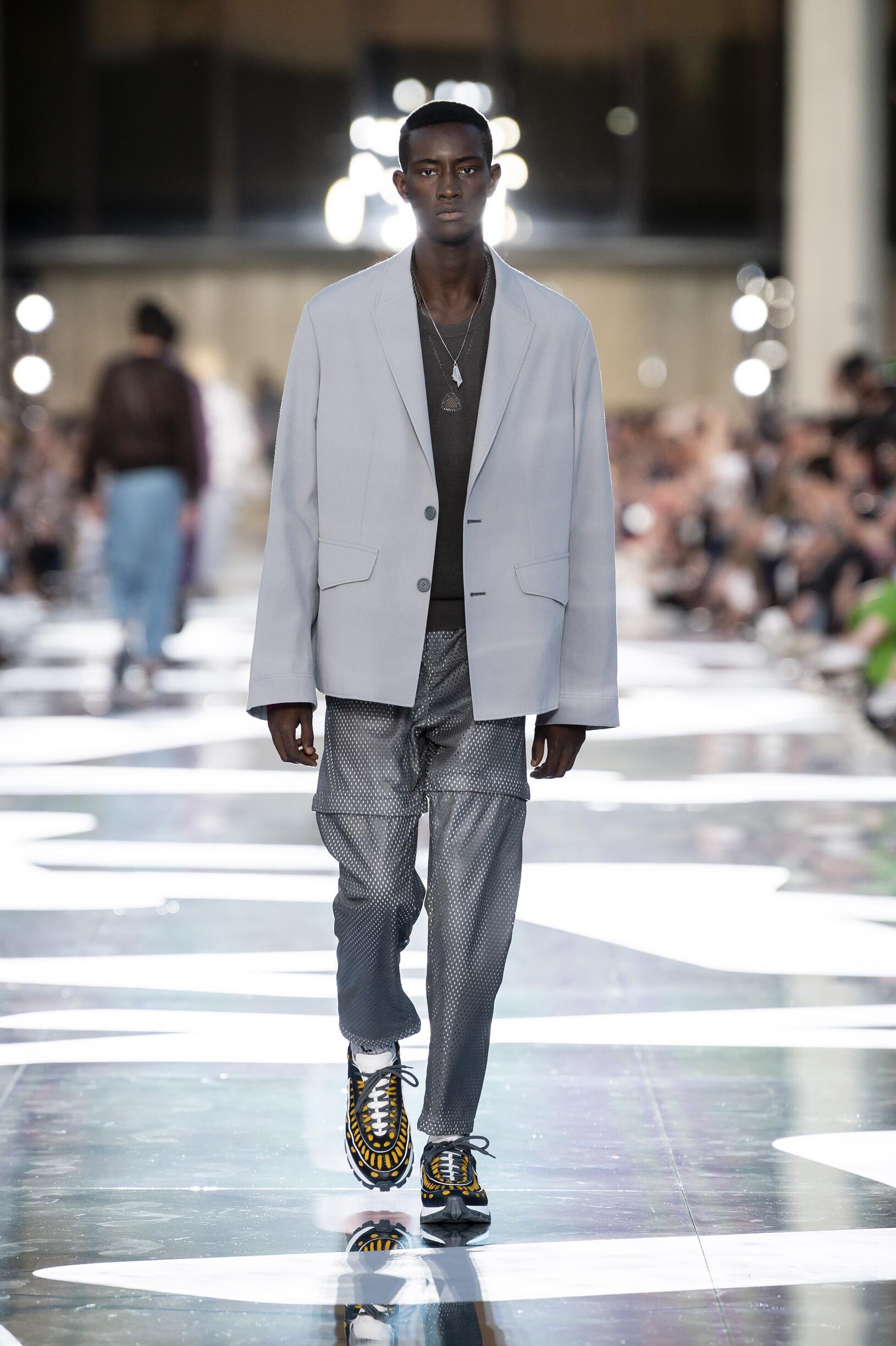 SS 2019 Ermenegildo Zegna Couture Fashion Show Milan