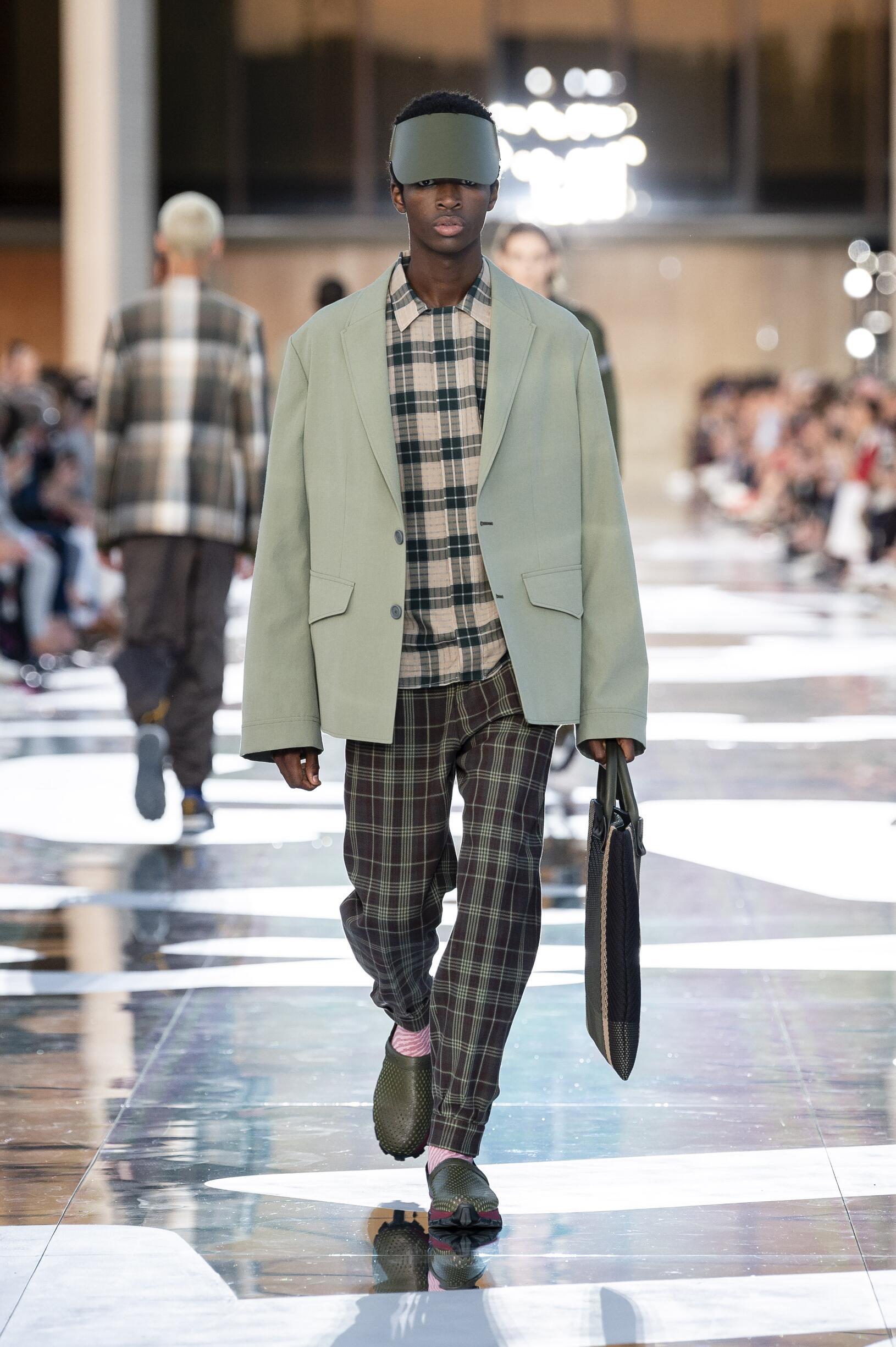 SS 2019 Fashion Show Ermenegildo Zegna Couture