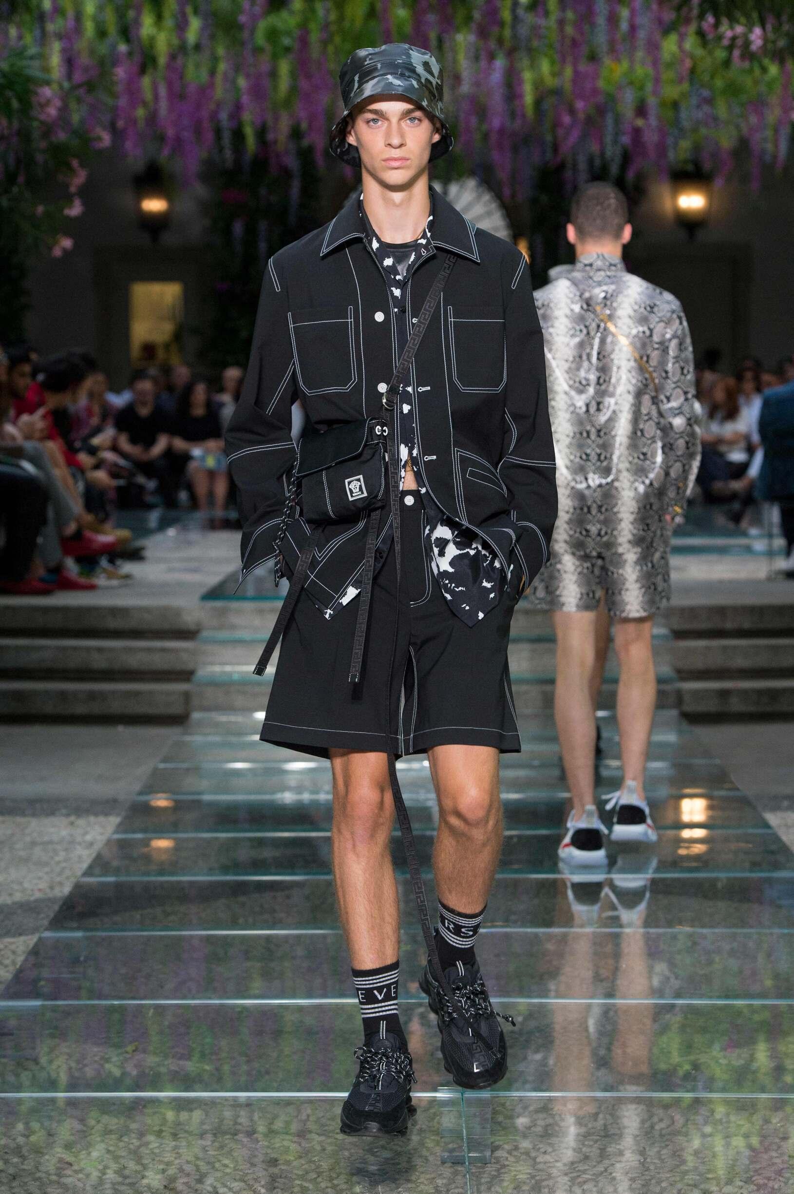 SS 2019 Versace