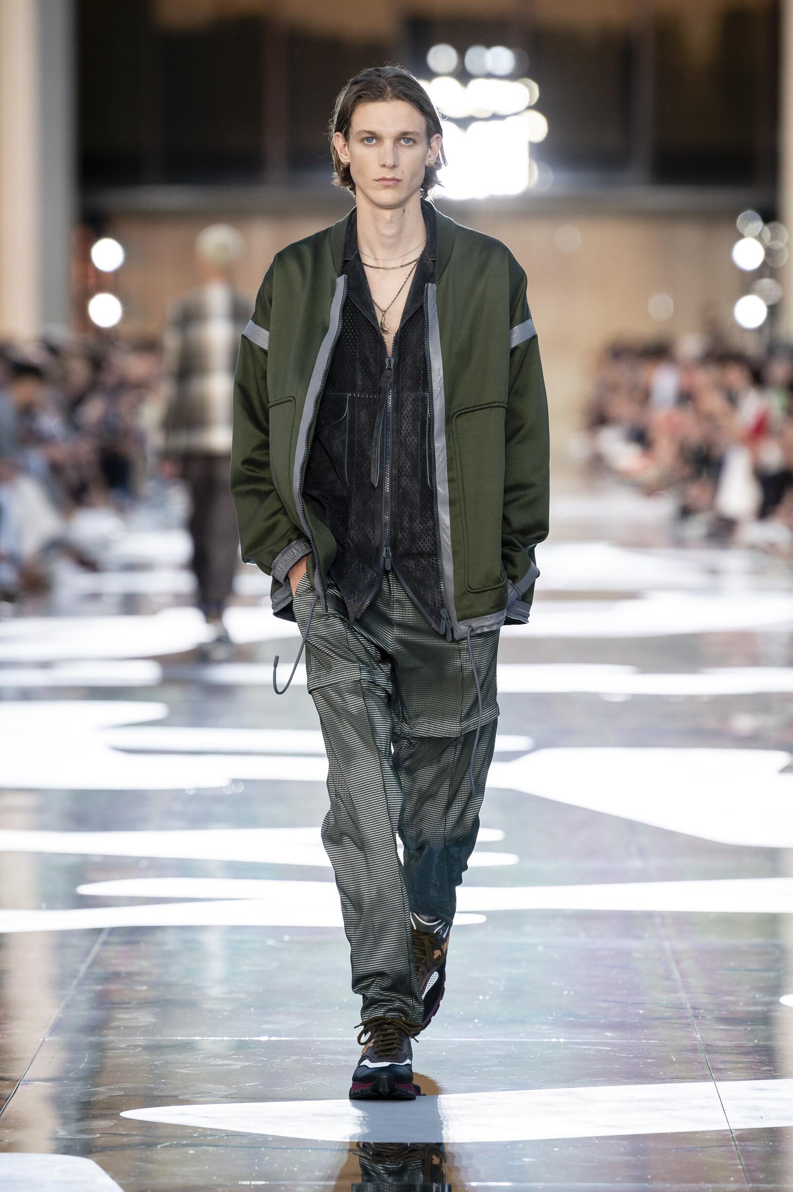 Spring 2019 Menswear Ermenegildo Zegna Couture