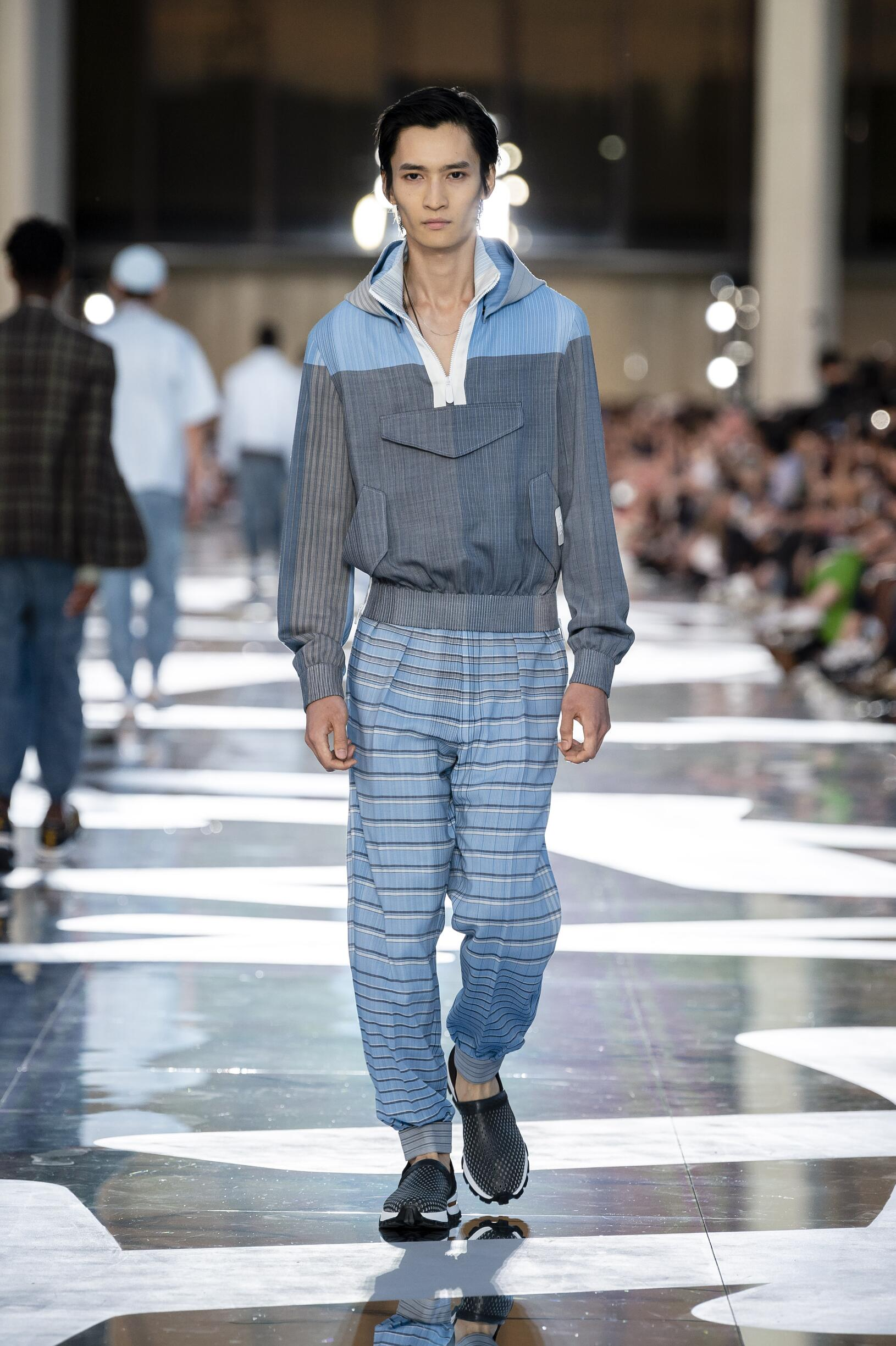 Spring Summer 2019 Man Milan Ermenegildo Zegna Couture Collection
