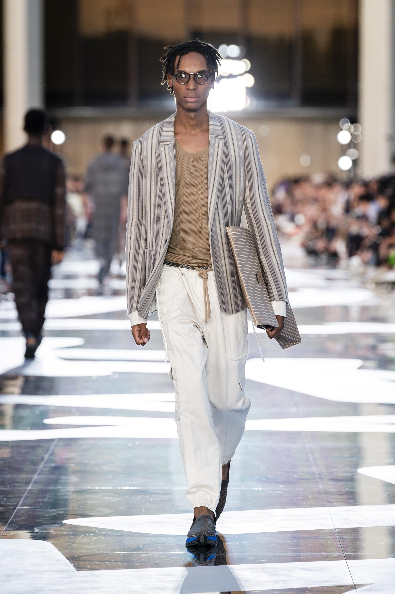 Summer 2019 Man Trends Ermenegildo Zegna Couture