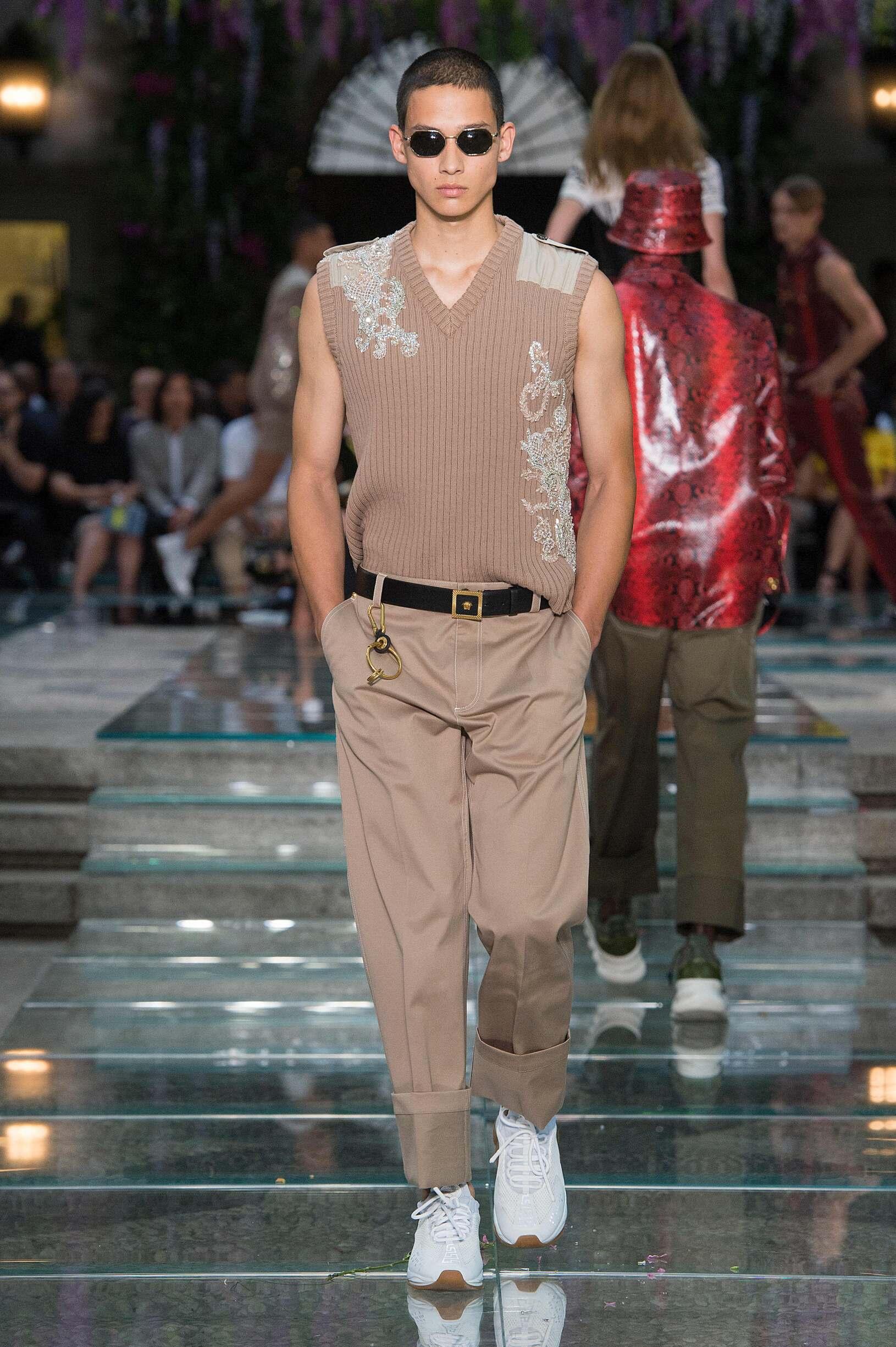 Versace Men's Collection 2019