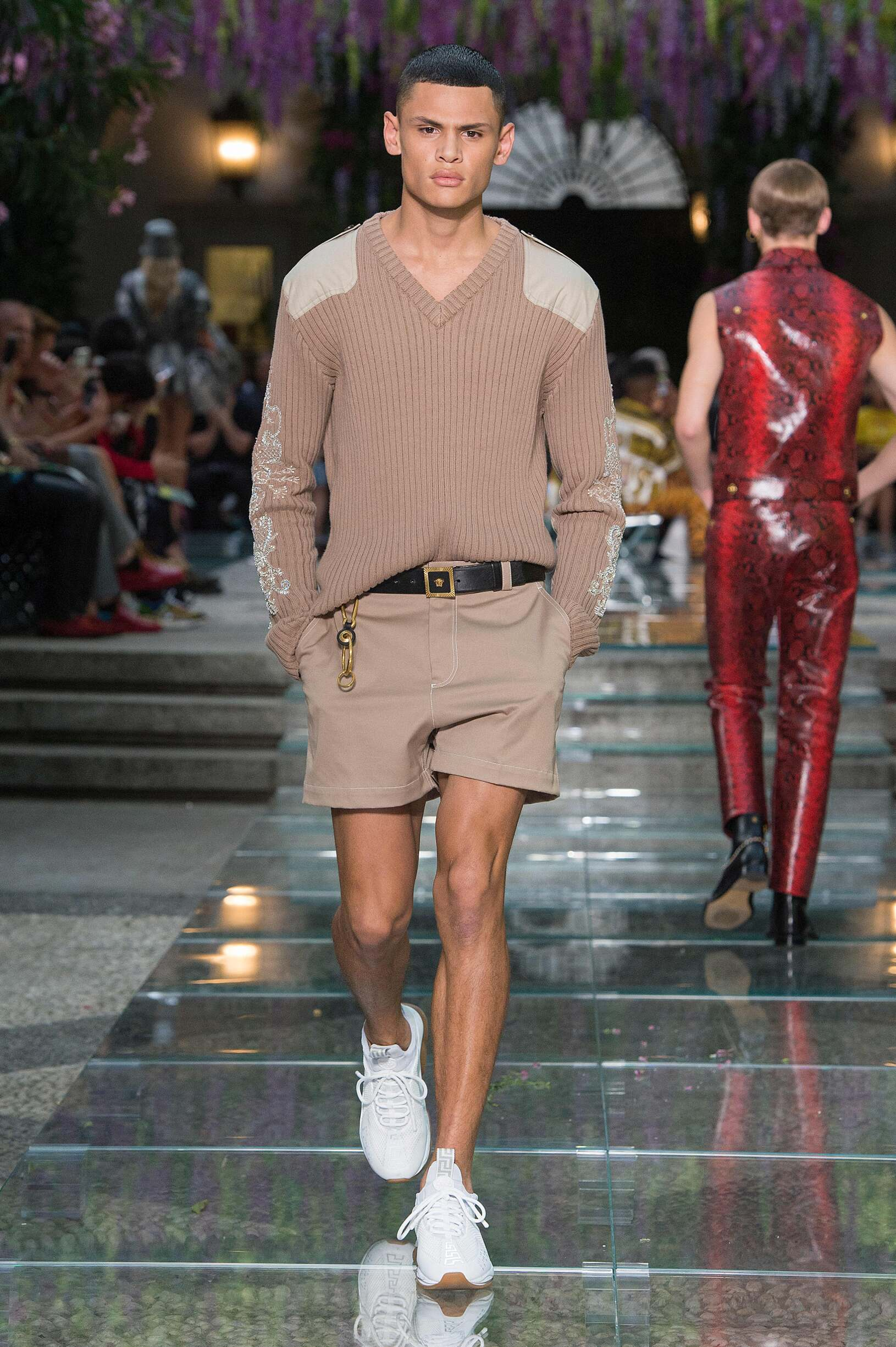 Versace Milan Fashion Week