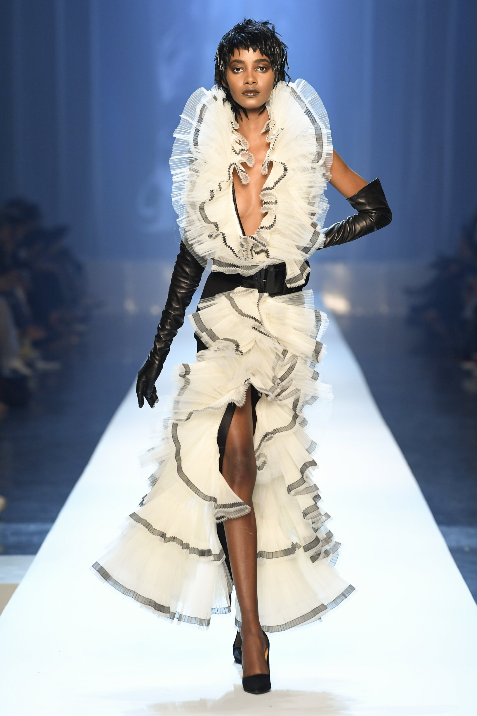 2018 Catwalk Jean-Paul Gaultier Haute Couture Winter