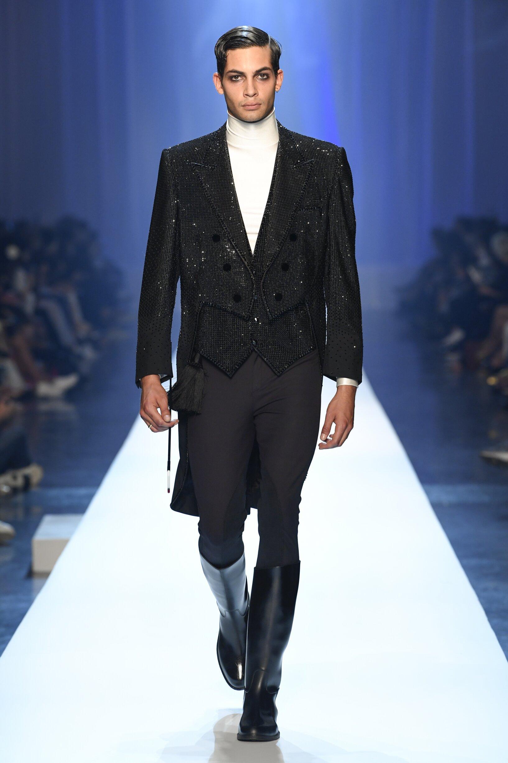 2018 Jean-Paul Gaultier Haute Couture Trends Paris Fashion Week