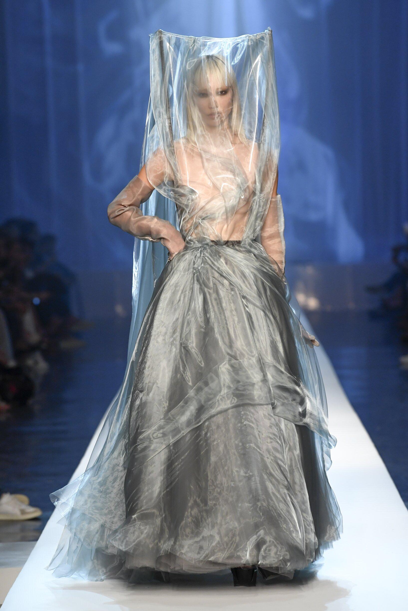 2018 Jean-Paul Gaultier Haute Couture Trends Paris Fashion