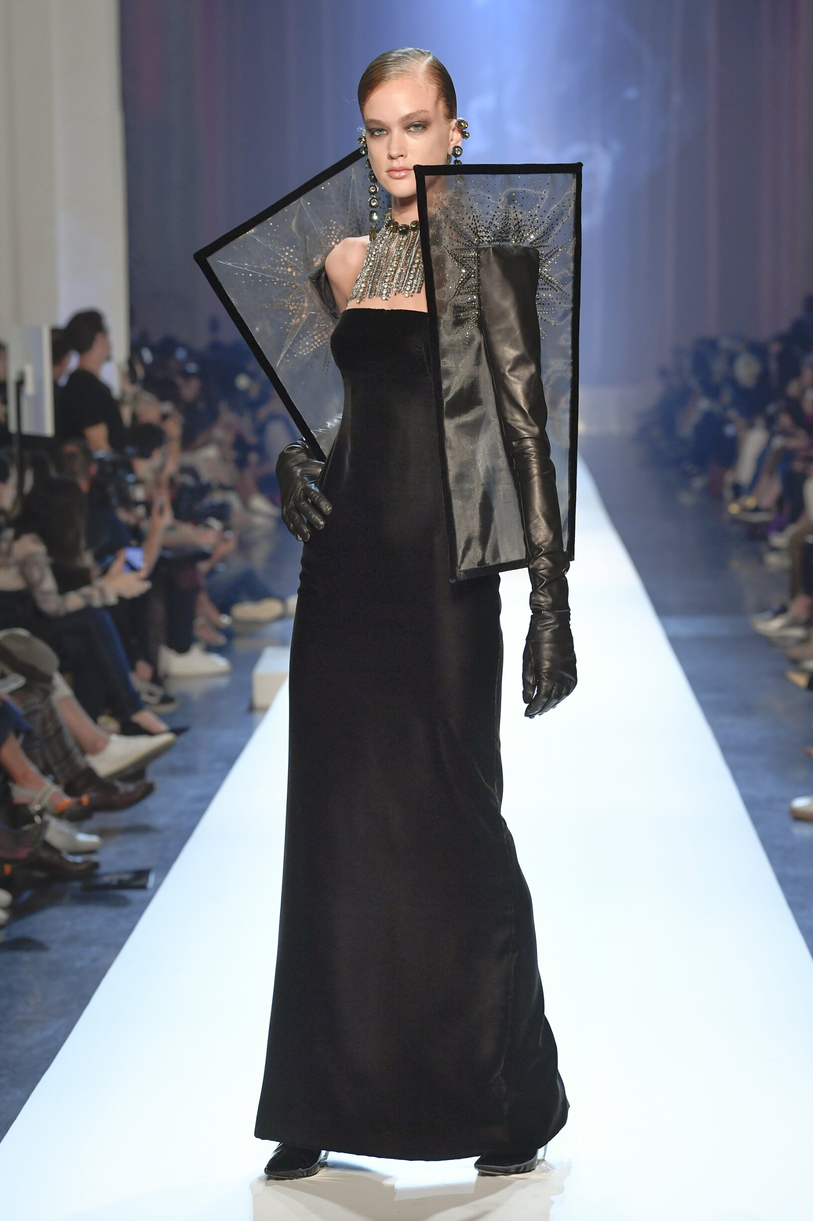 2018 Jean-Paul Gaultier Haute Couture Winter Catwalk