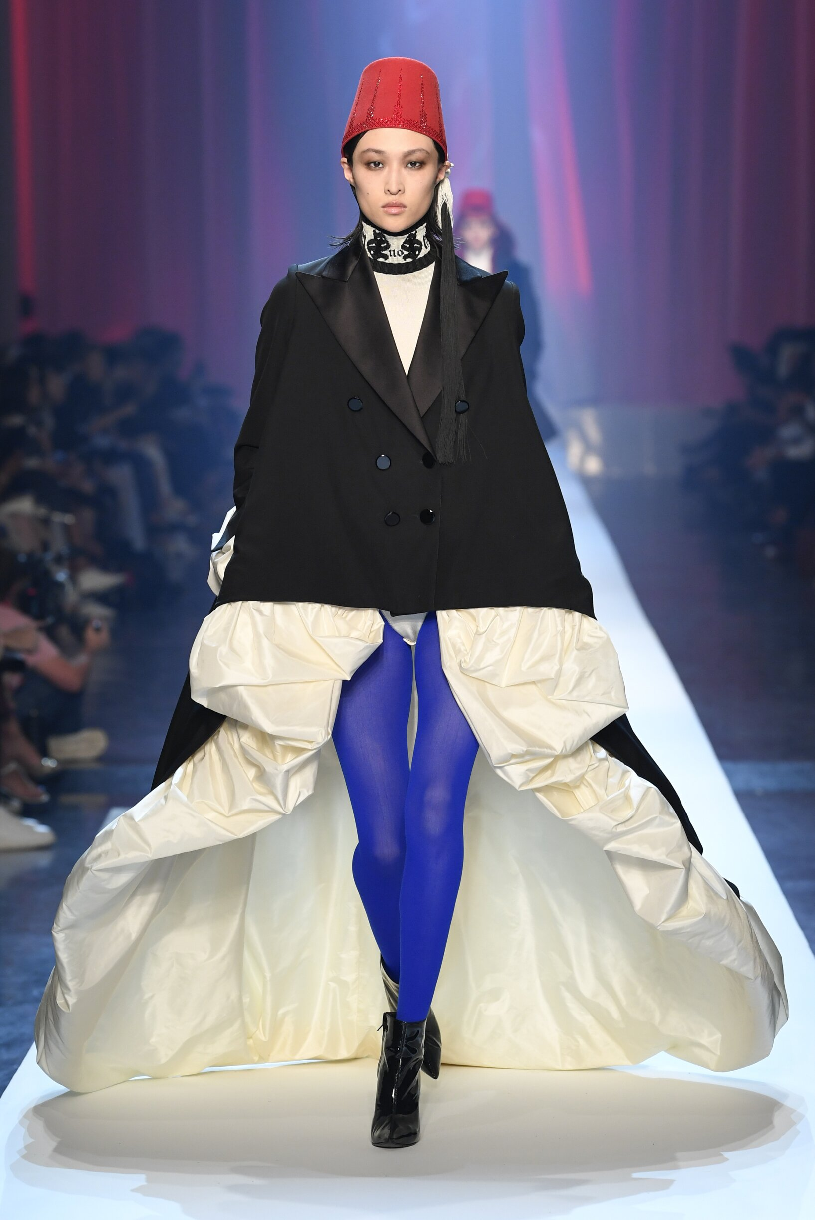 2018 Jean-Paul Gaultier Haute Couture Winter Runway