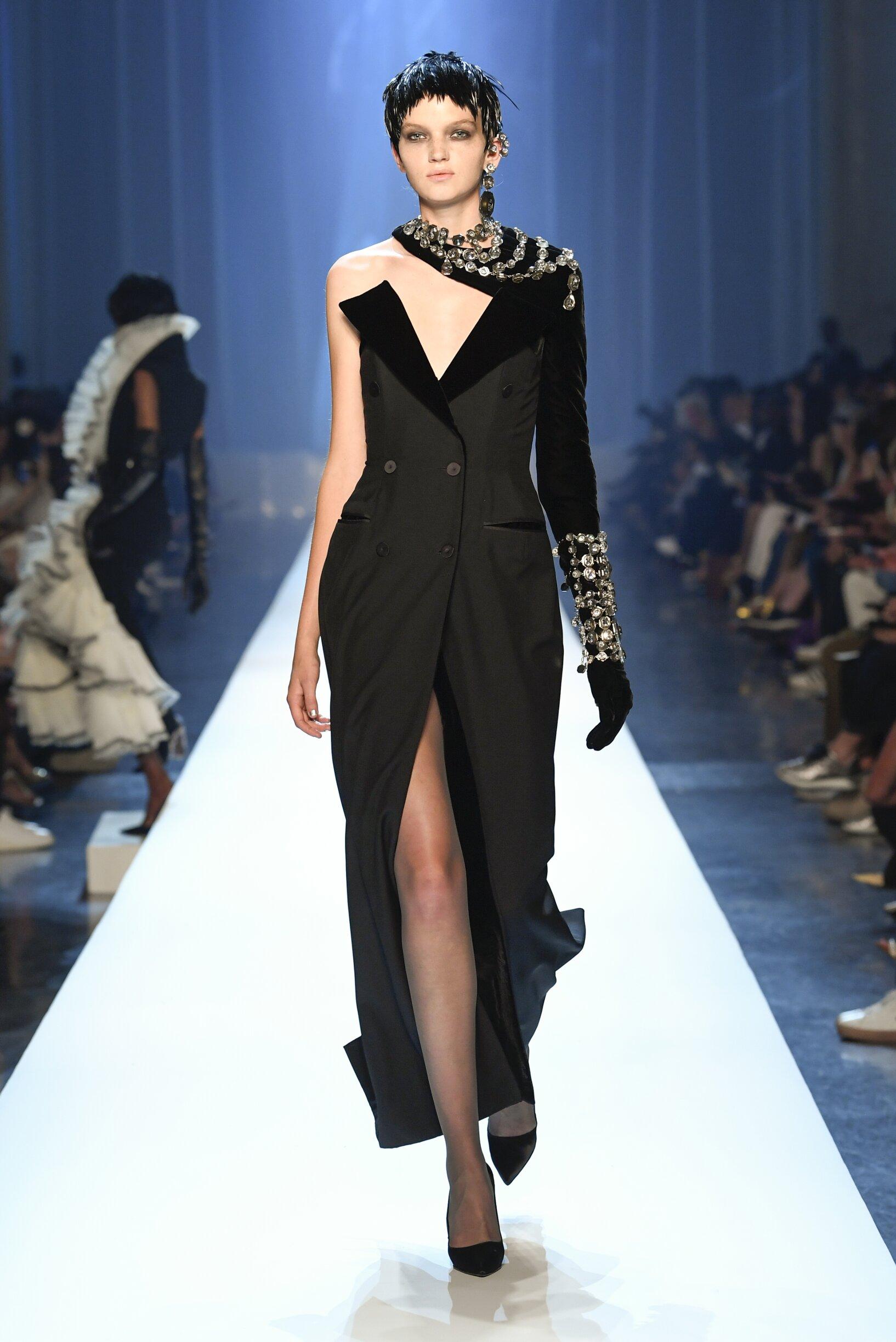 2018 Woman Style Jean-Paul Gaultier Haute Couture