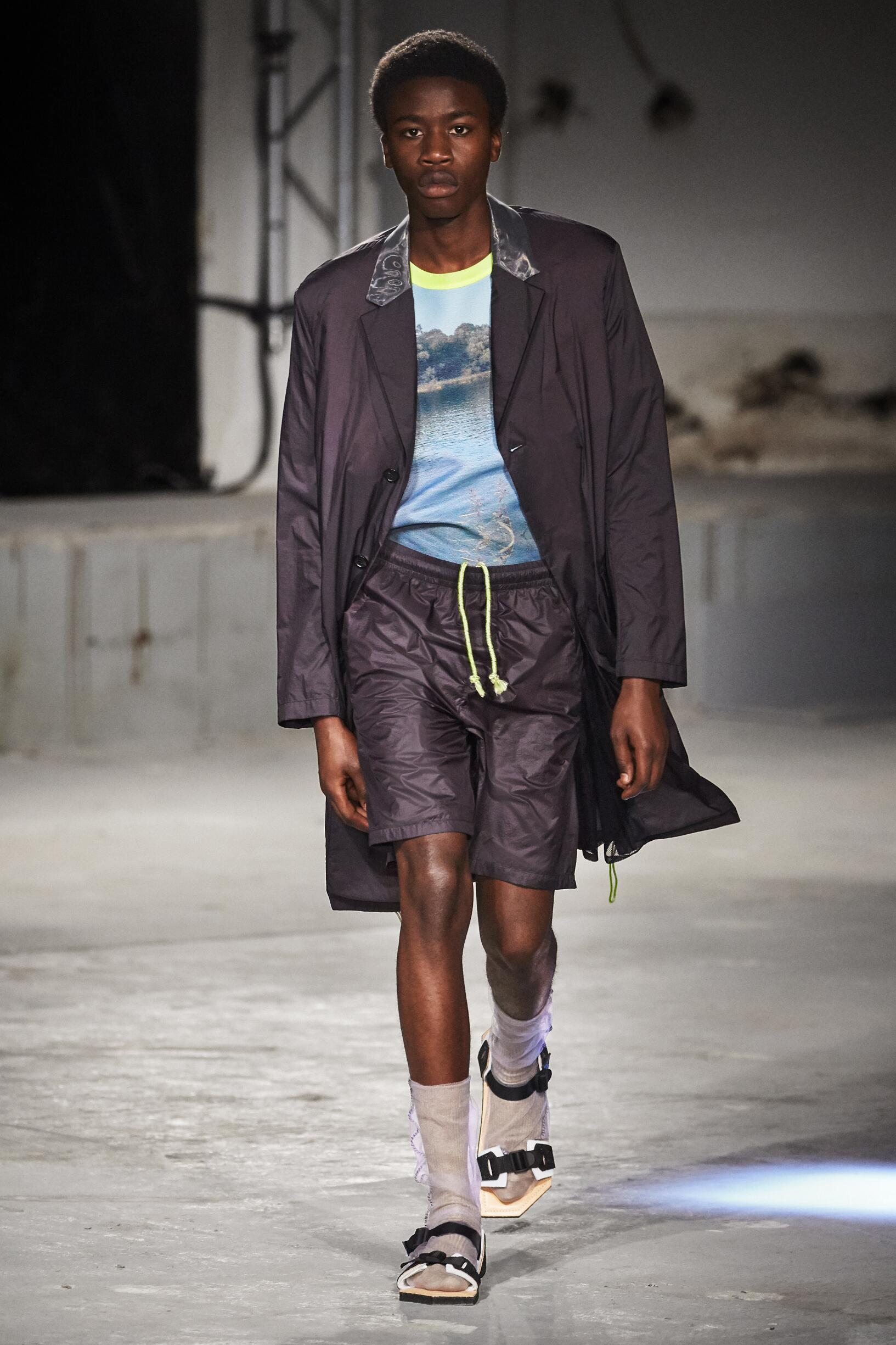 2019 Acne Studios Spring Summer Man