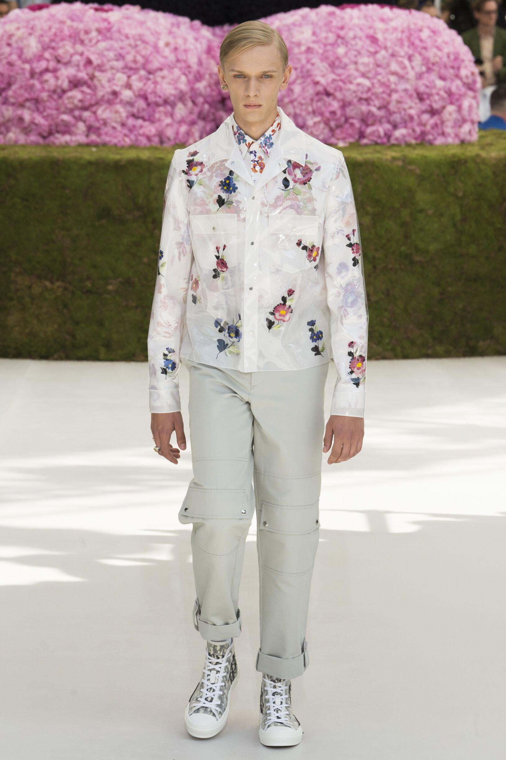 2019 Catwalk Dior Man Fashion Show Summer