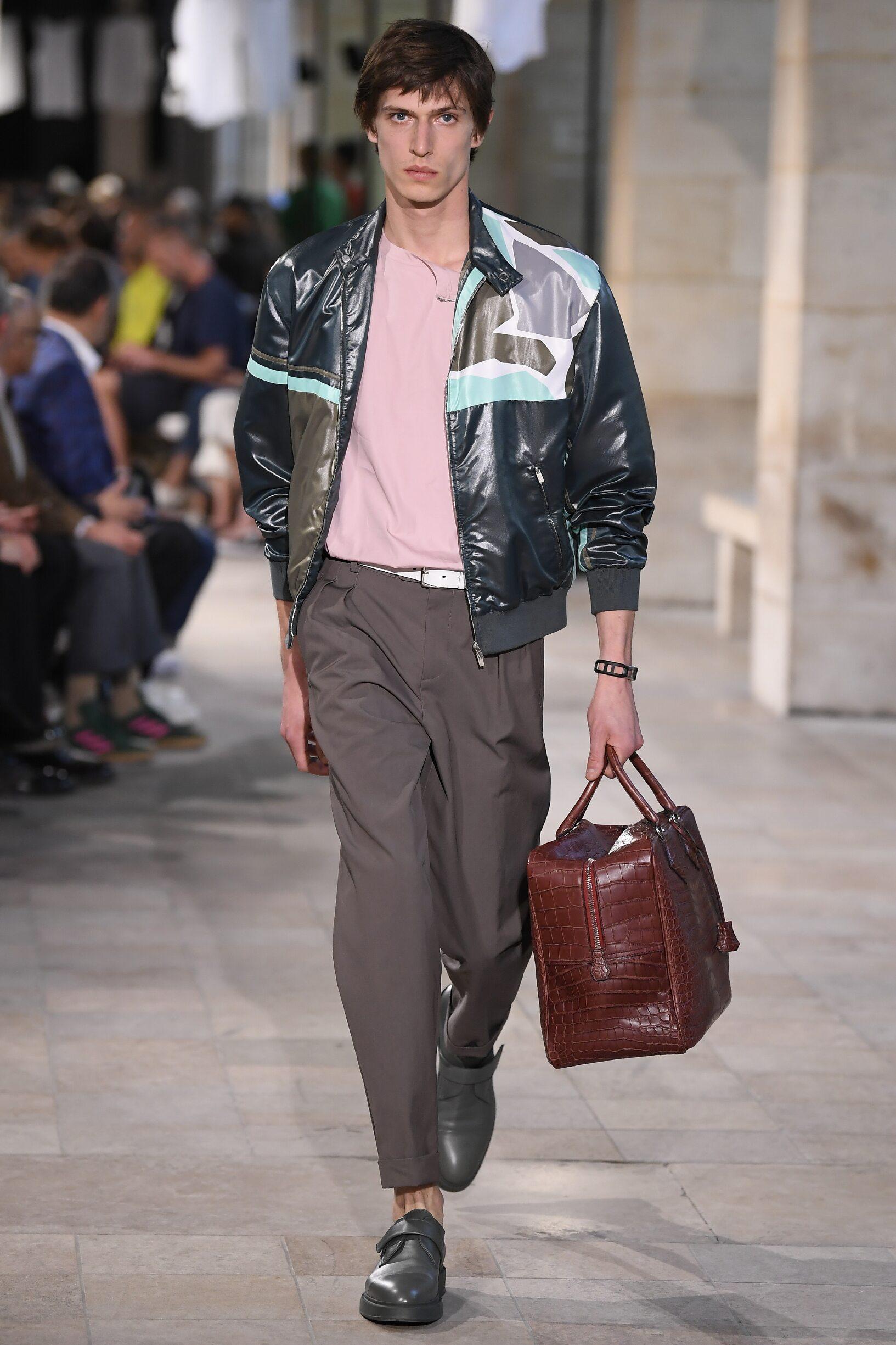 2019 Catwalk Hermès