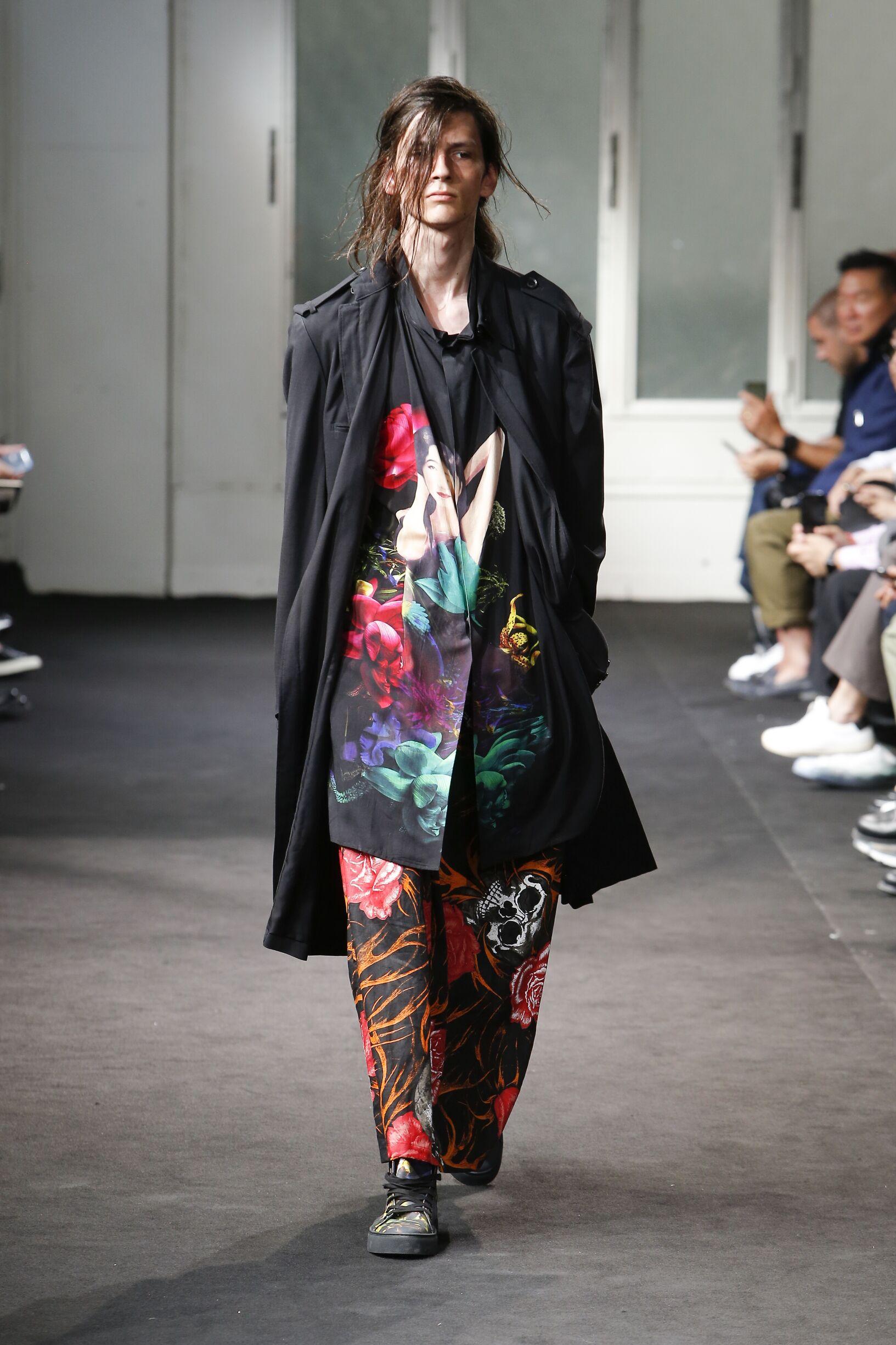 2019 Catwalk Yohji Yamamoto