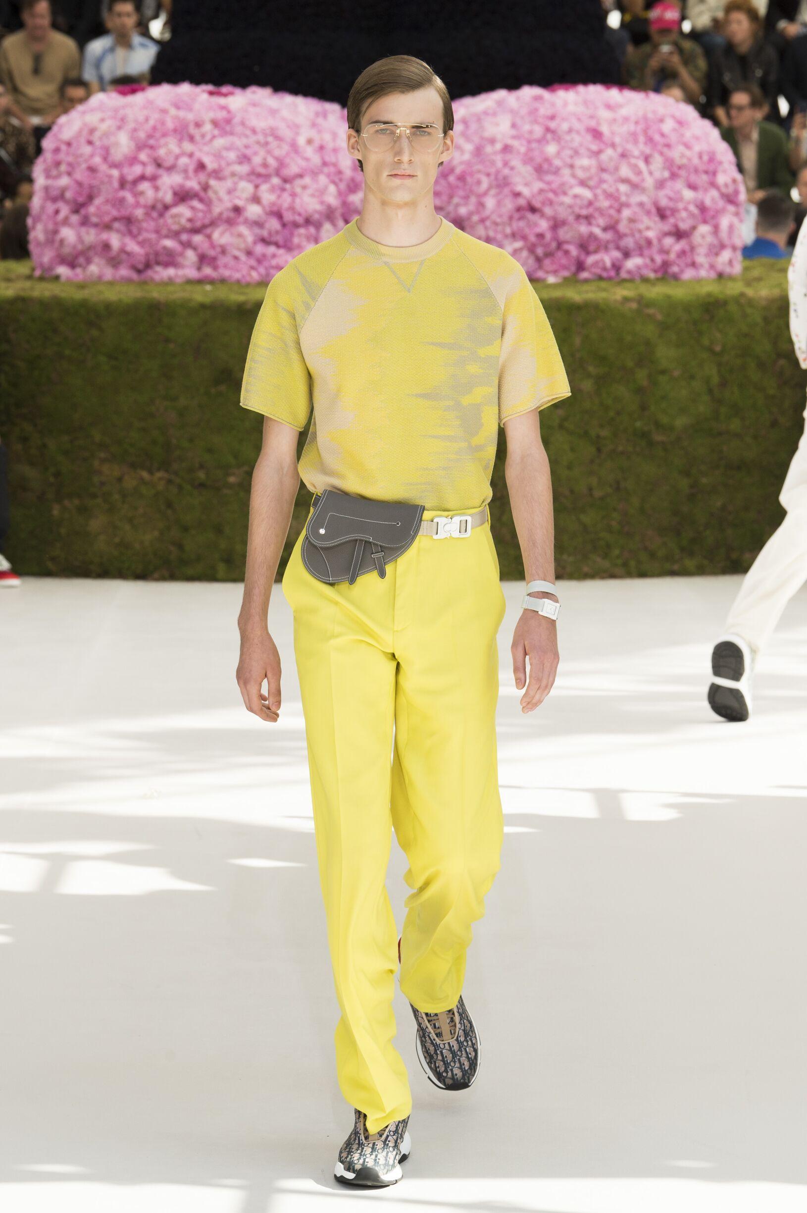 2019 Dior Spring Summer Man