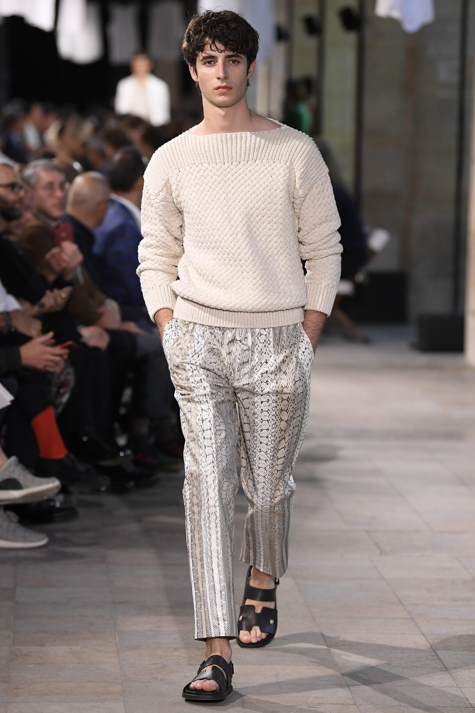 2019 Hermès Catwalk