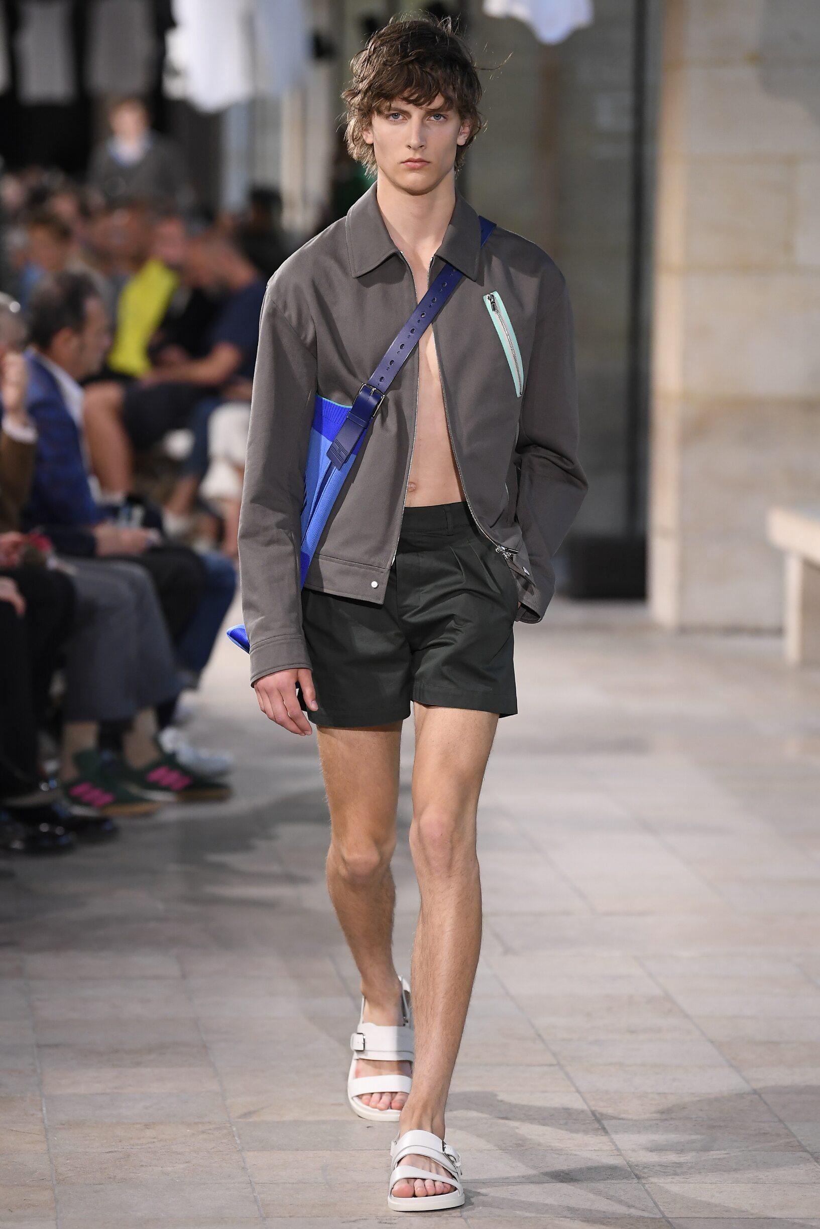 2019 Hermès Spring Summer Man