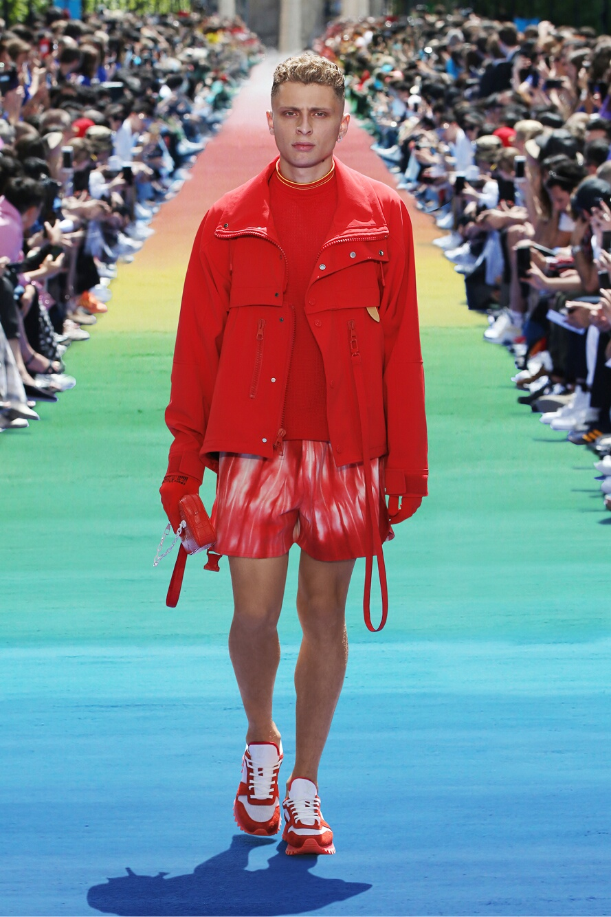 2019 Louis Vuitton Spring Catwalk