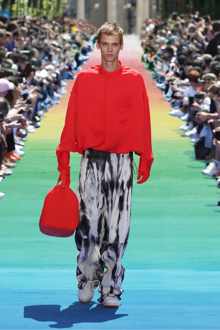 2019 Louis Vuitton Spring Summer Man