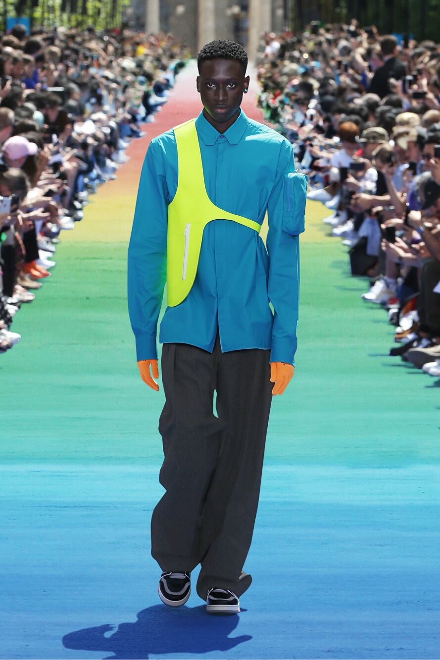 2019 Louis Vuitton Summer Catwalk