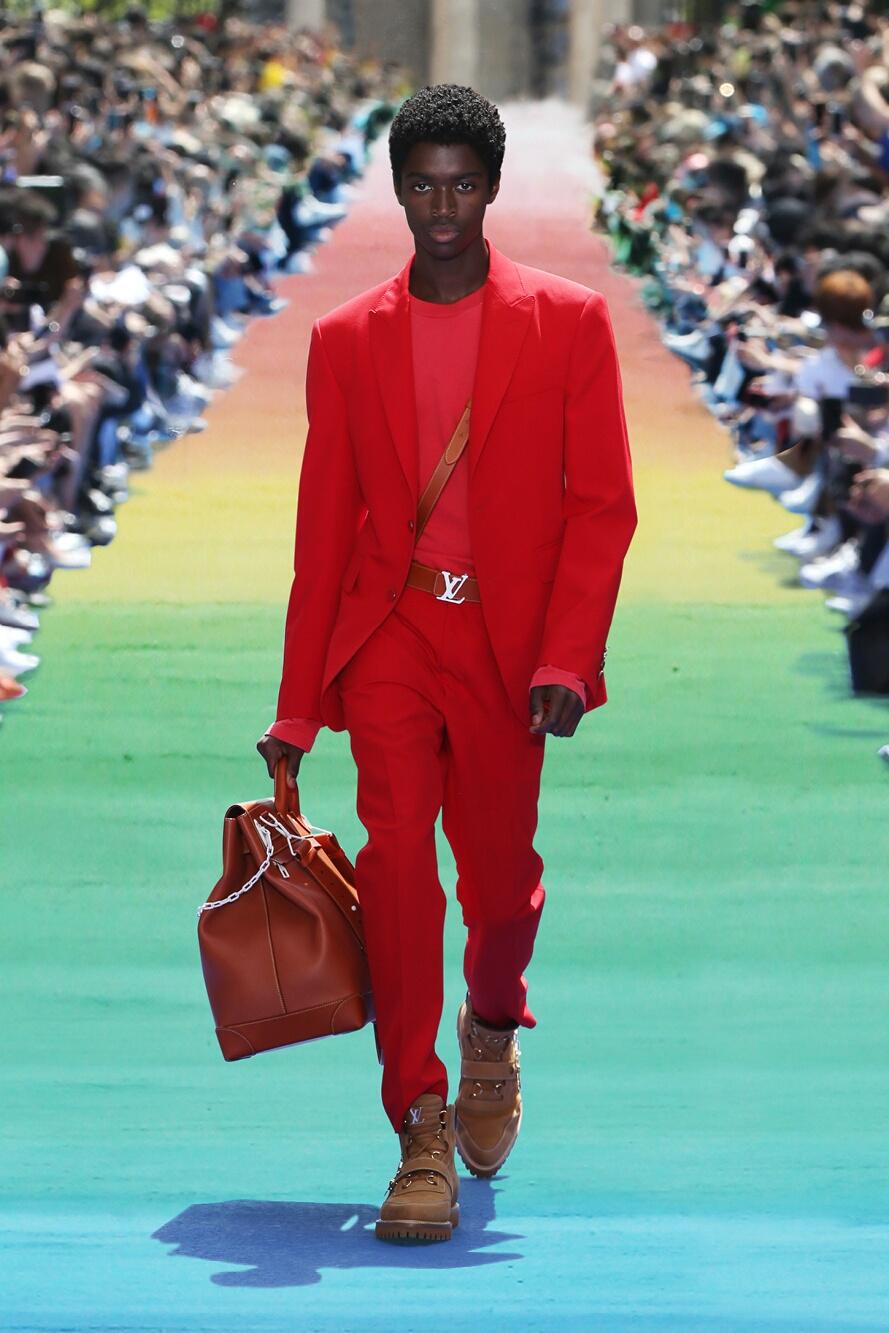 2019 Man Style Louis Vuitton