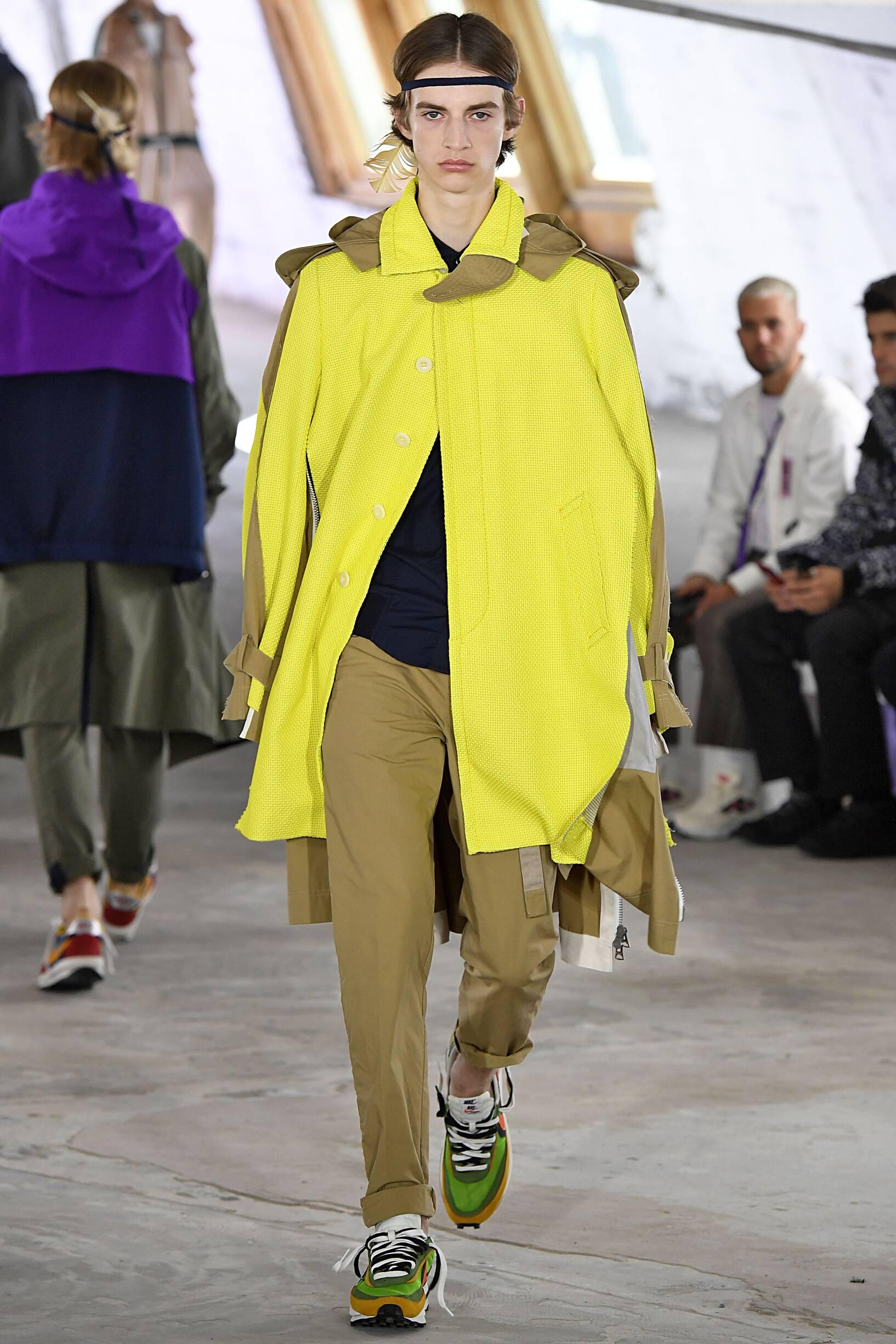 2019 Man Style Sacai