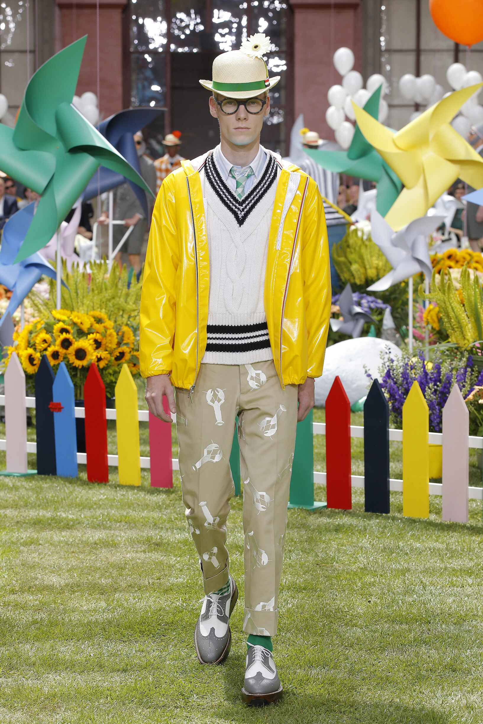 2019 Man Style Thom Browne