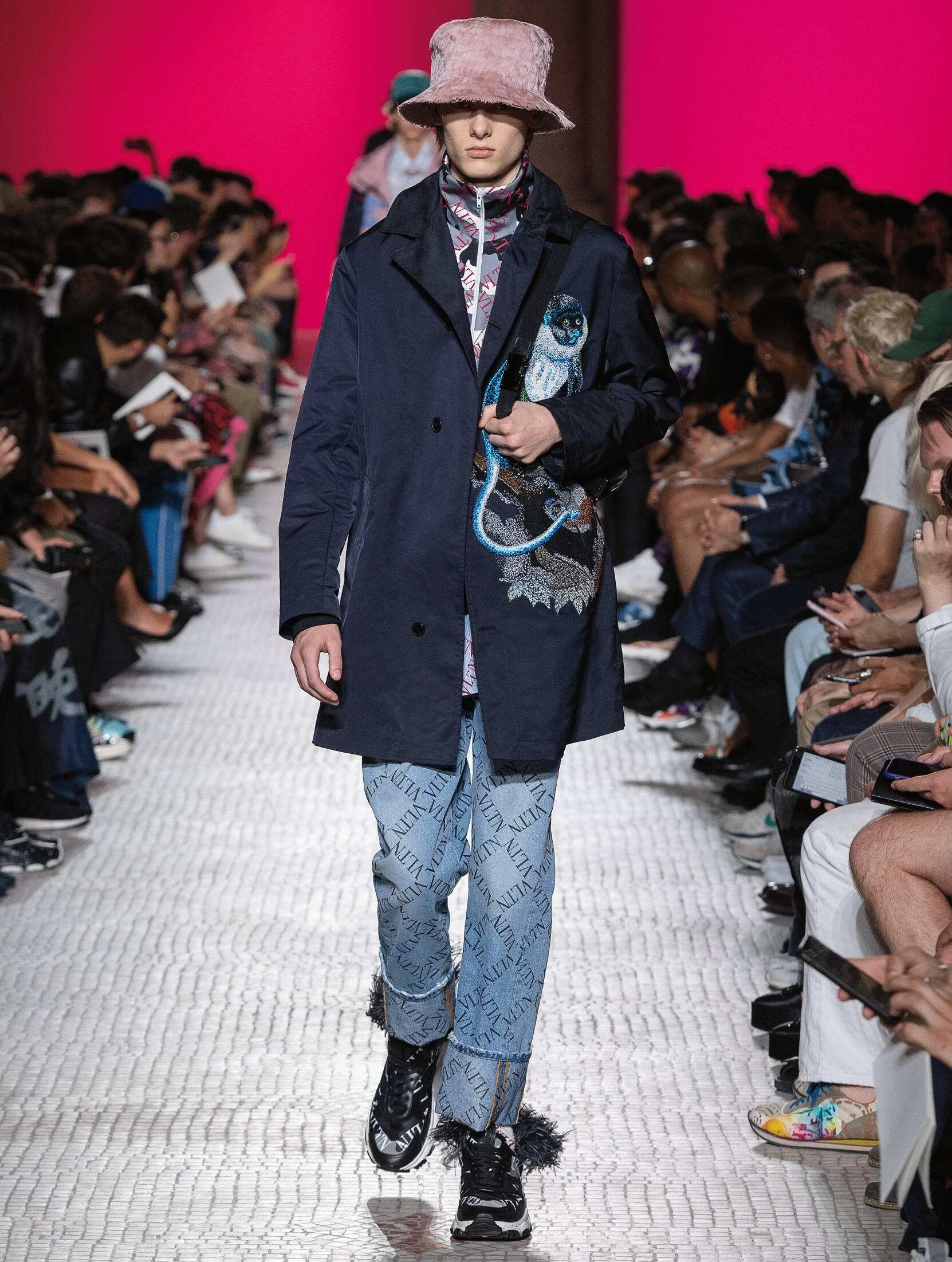 2019 Man Style Valentino