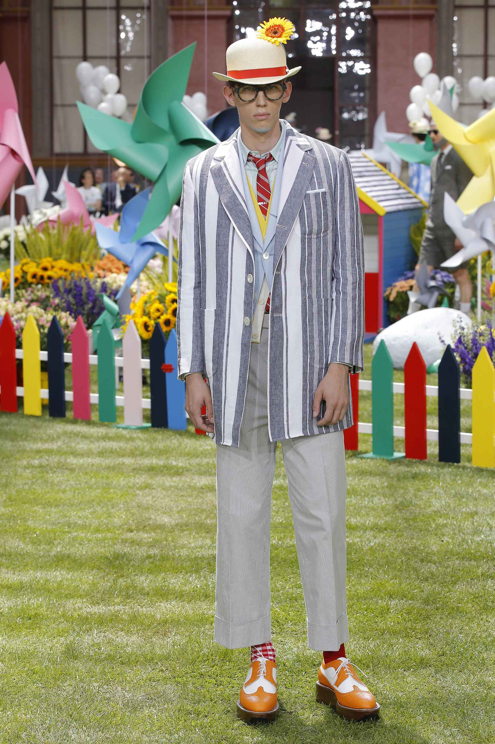 2019 Thom Browne Spring Summer Man