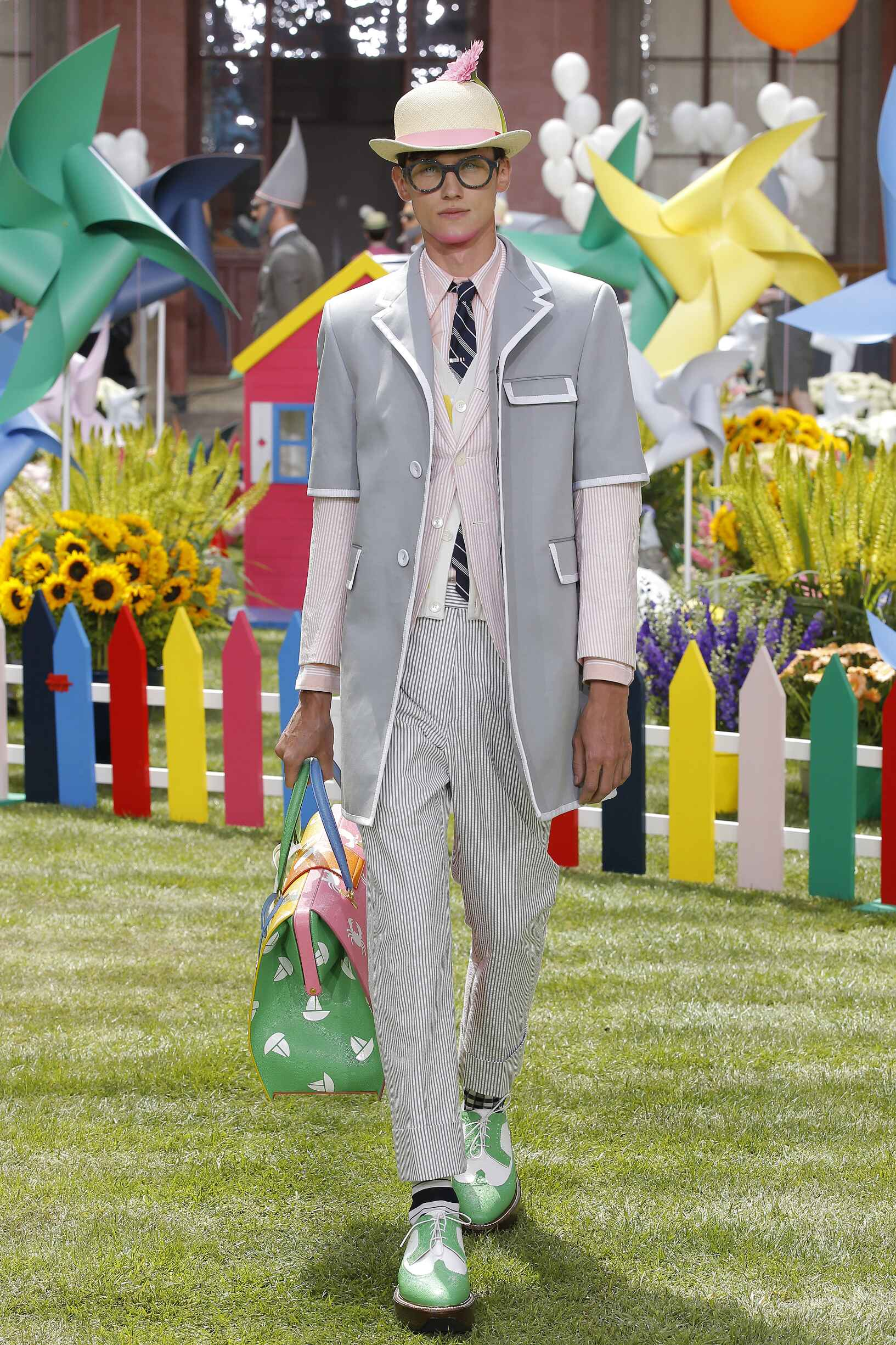 2019 Thom Browne Summer Runway Show