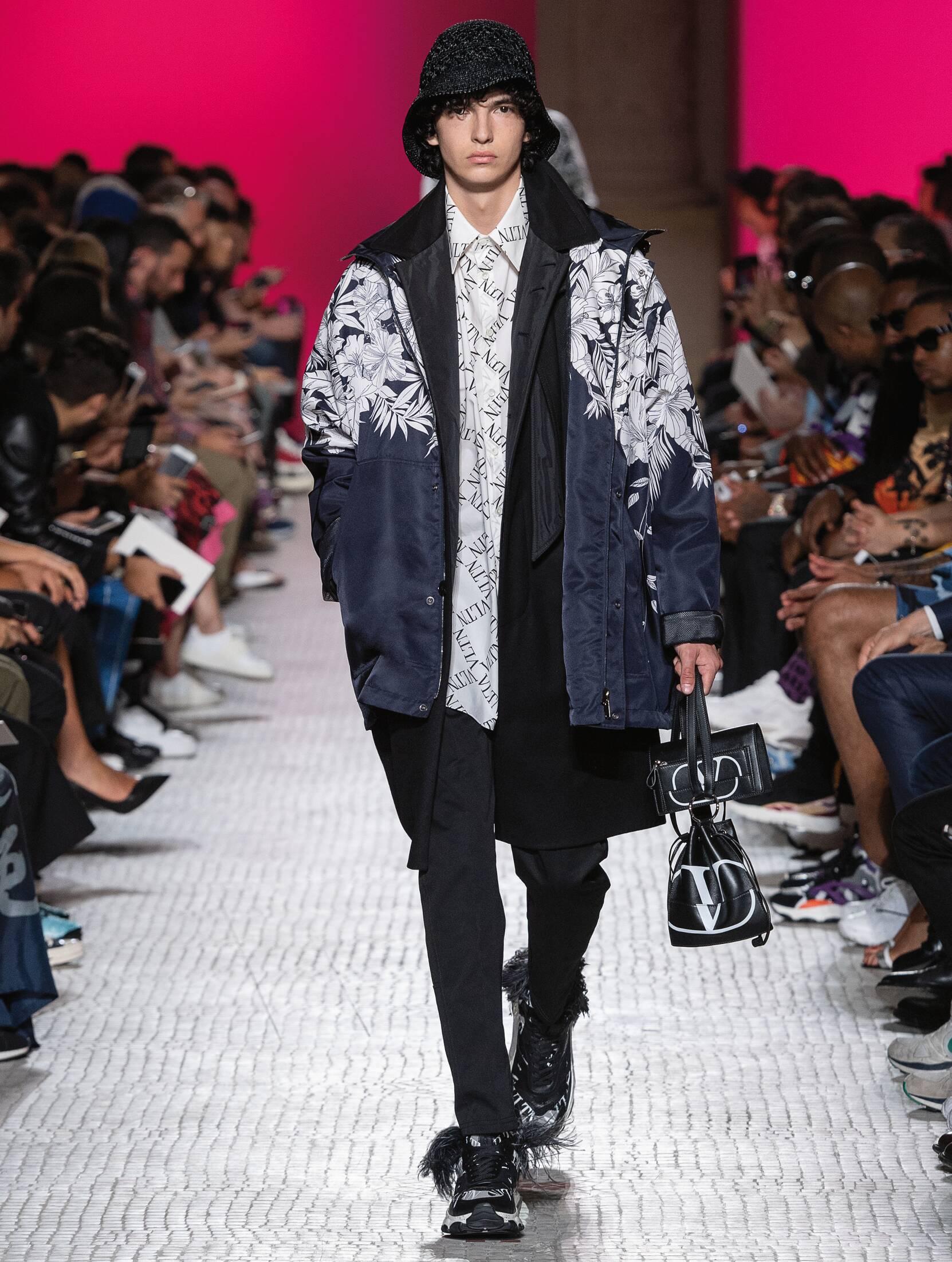 2019 Valentino Trends Paris Fashion Week