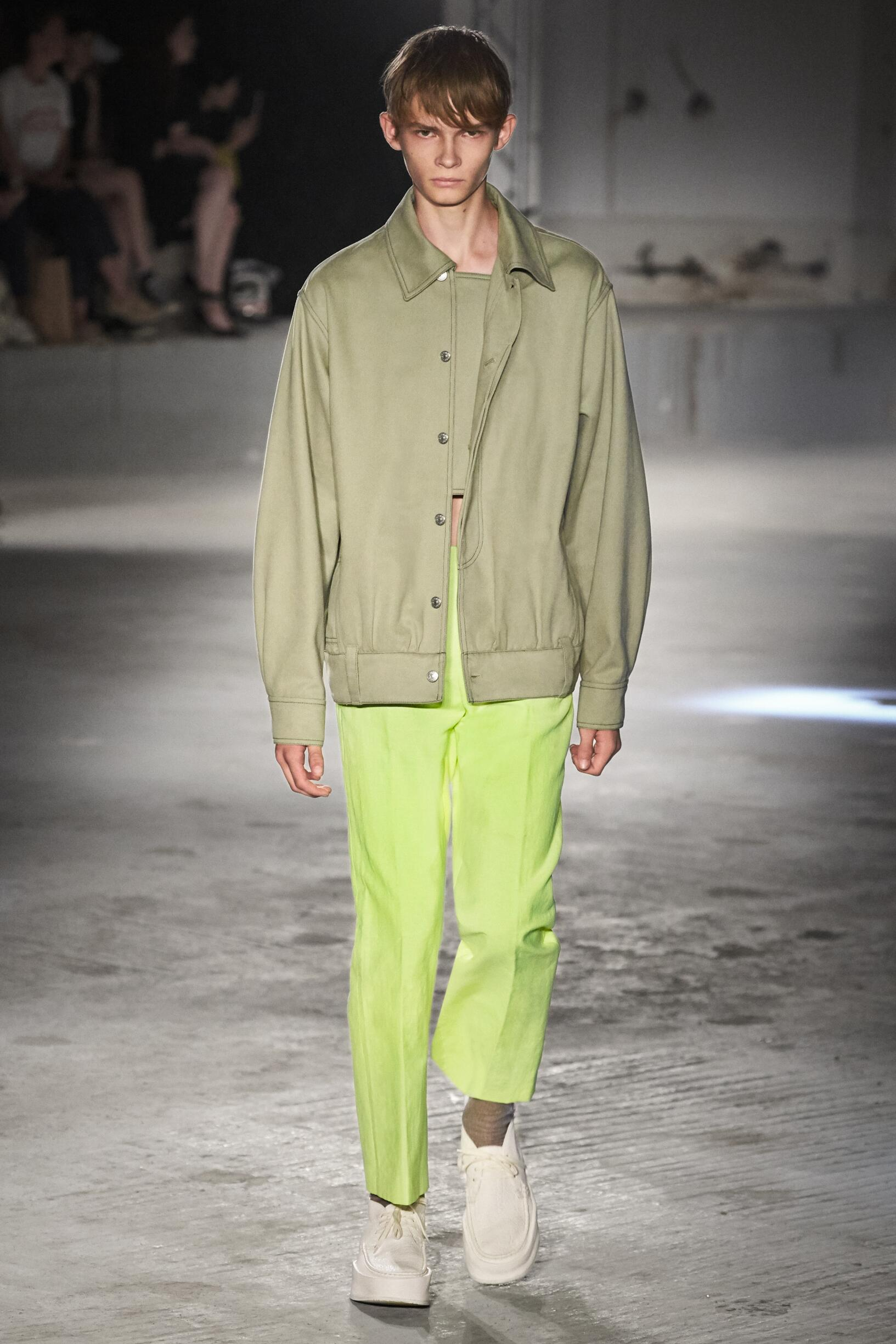 Acne Studios Fashion Show SS 2019