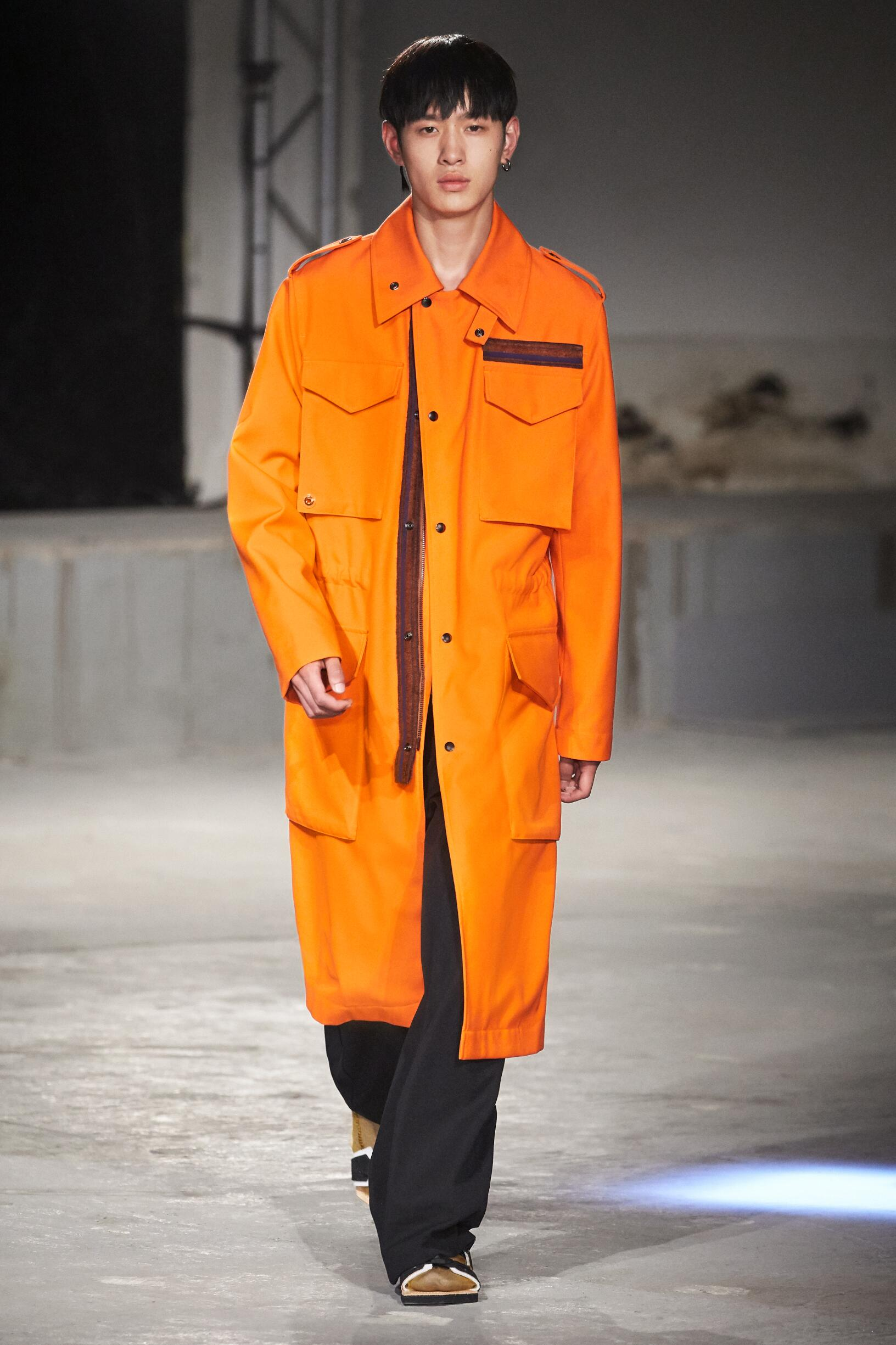 Acne Studios Fashion Show
